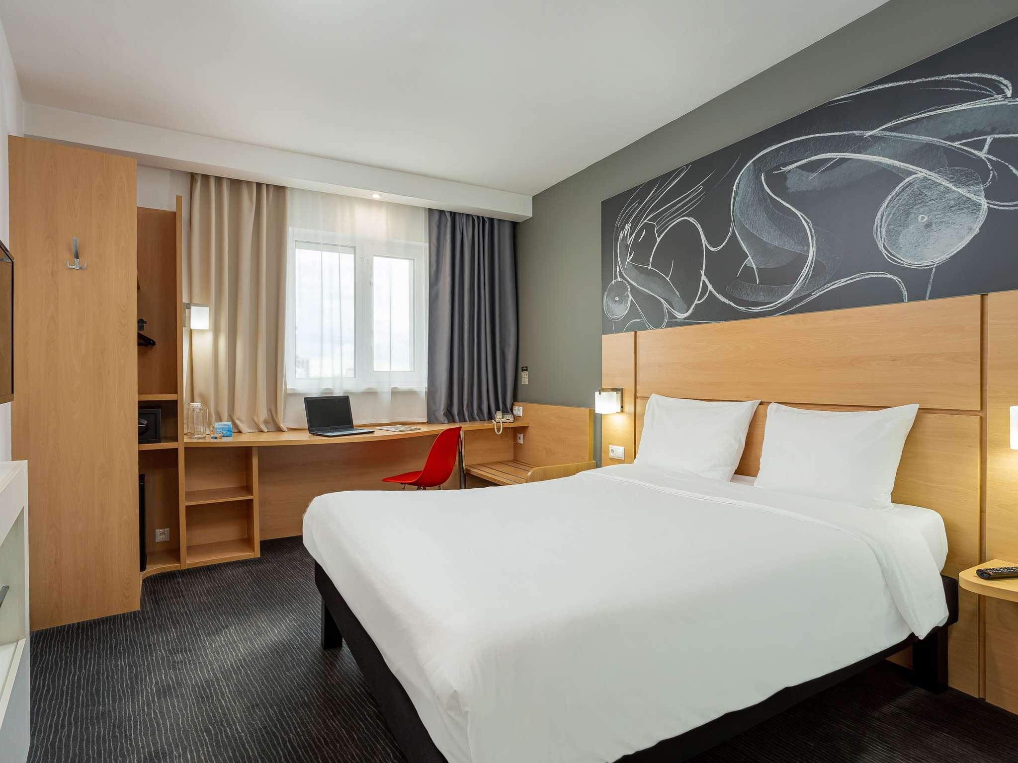 Отель — ibis Краснодар Центр