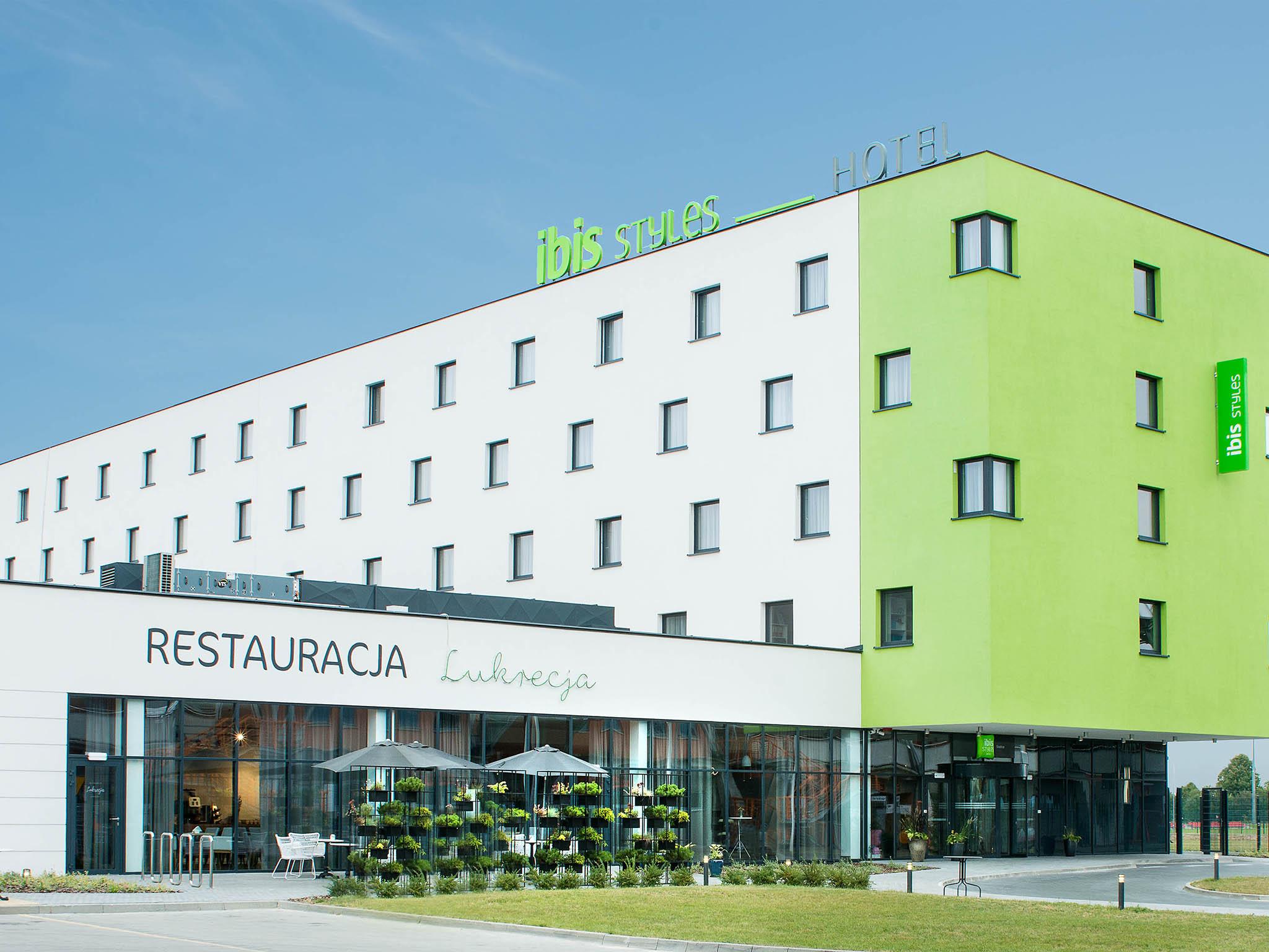 โรงแรม – ibis Styles Siedlce