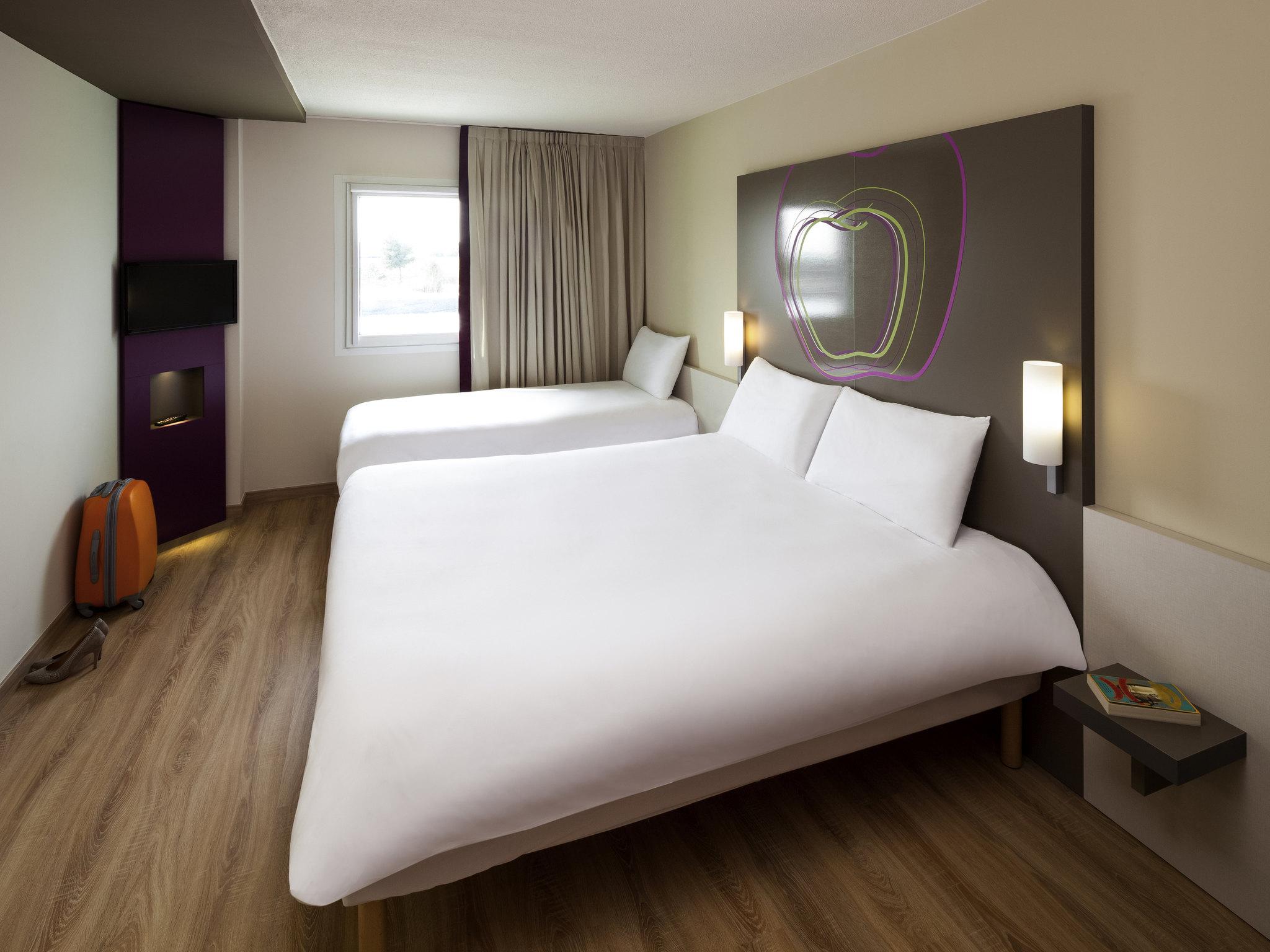 Отель — ibis Styles Lleida Torrefarrera