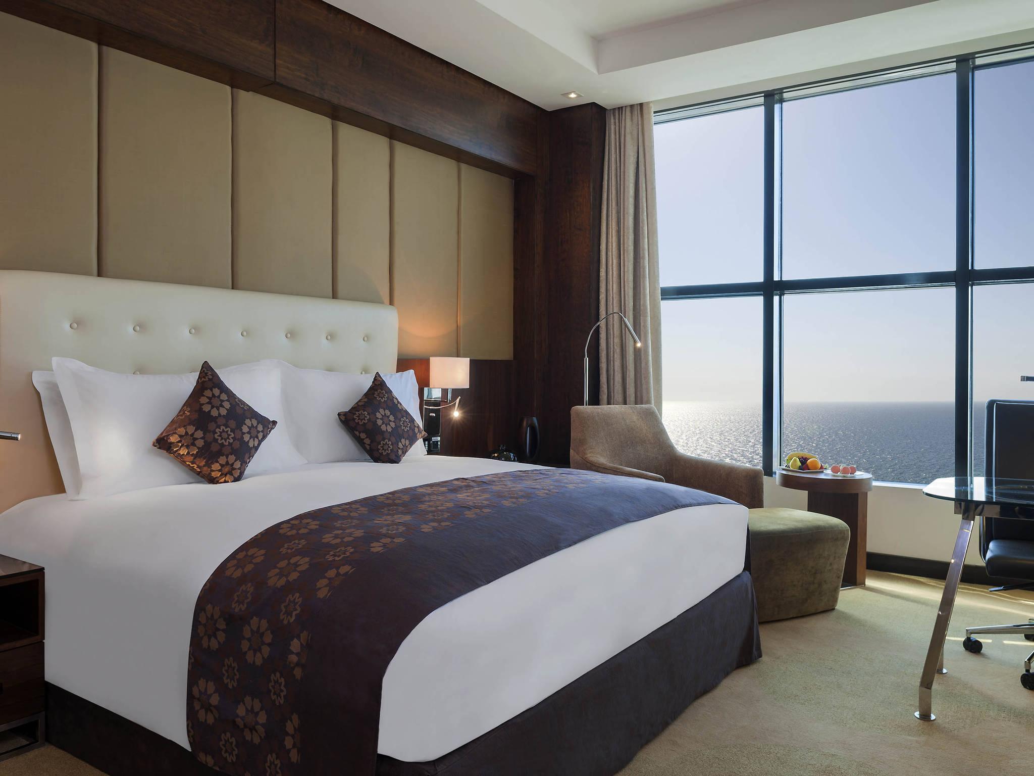 Otel – Sofitel Jeddah Corniche