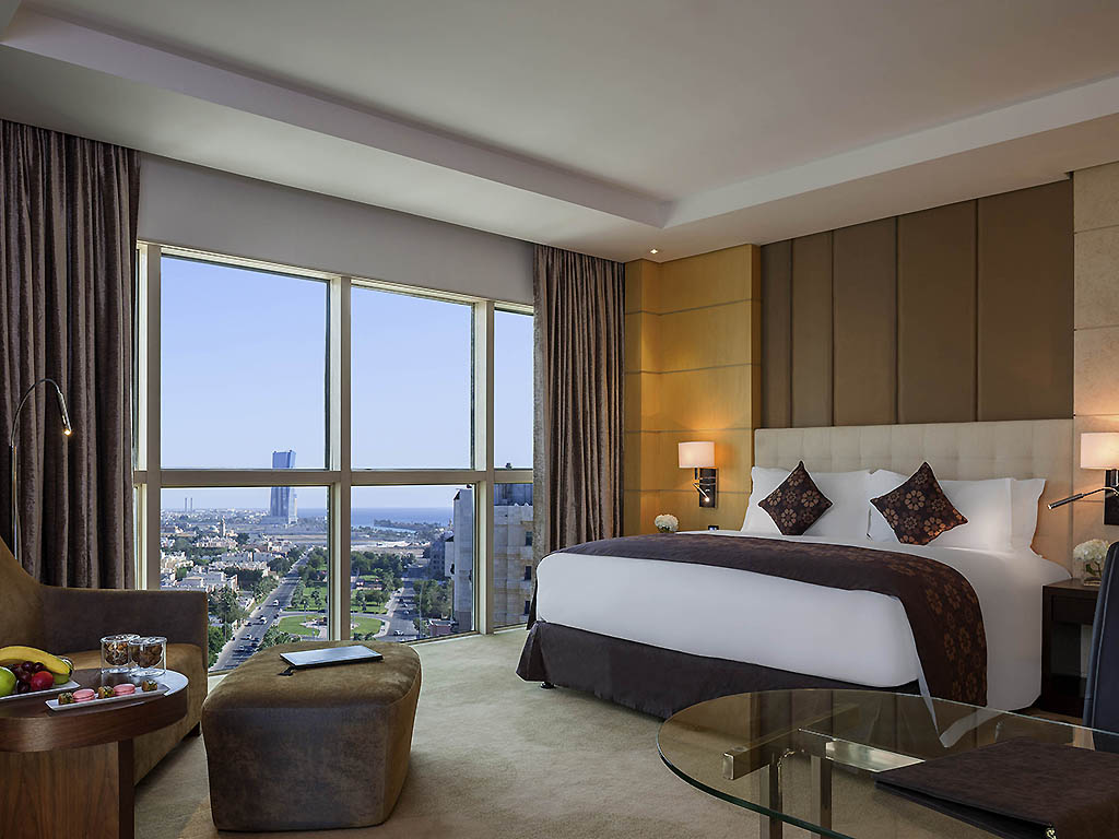 Living Room View luxury hotel jeddah – sofitel jeddah corniche
