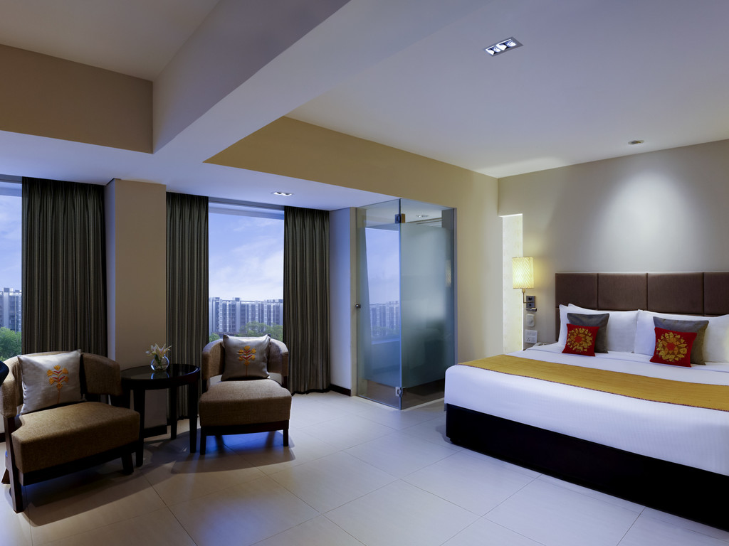 Hotel in Vadodara - Grand Mercure Vadodara Surya Palace