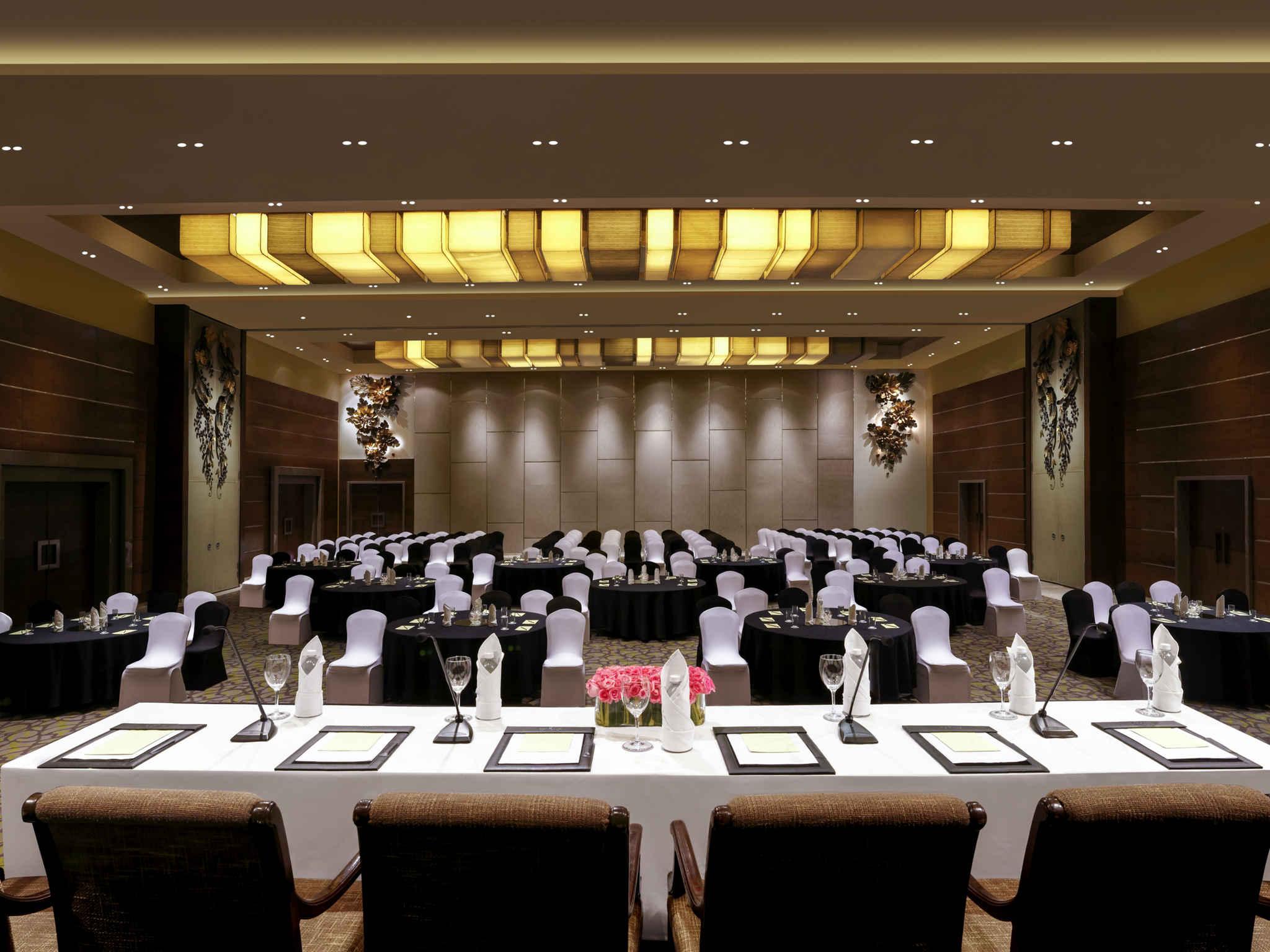 Meetings And Events Grand Mercure Vadodara Surya Palace