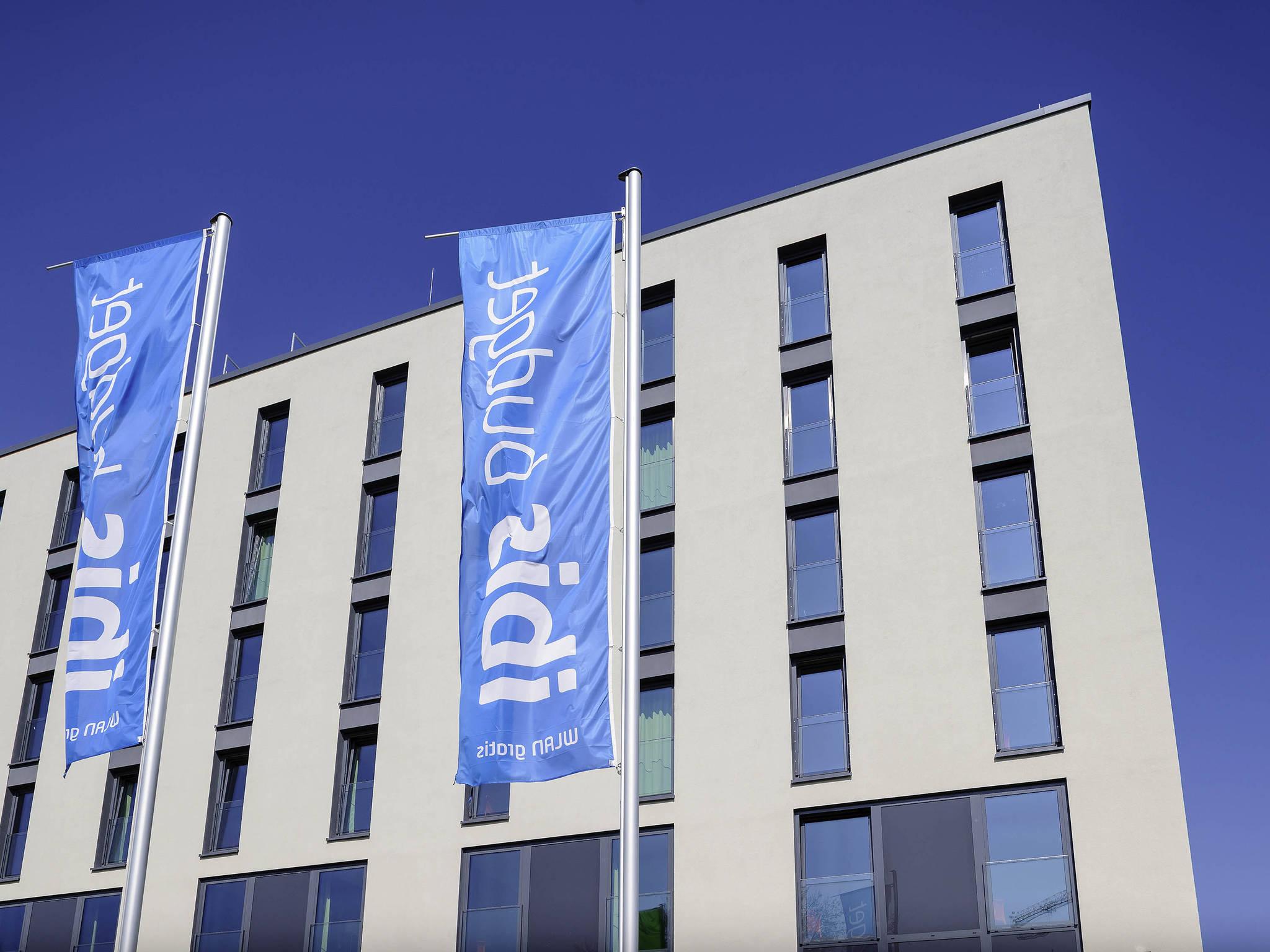 Hotell – ibis budget Konstanz