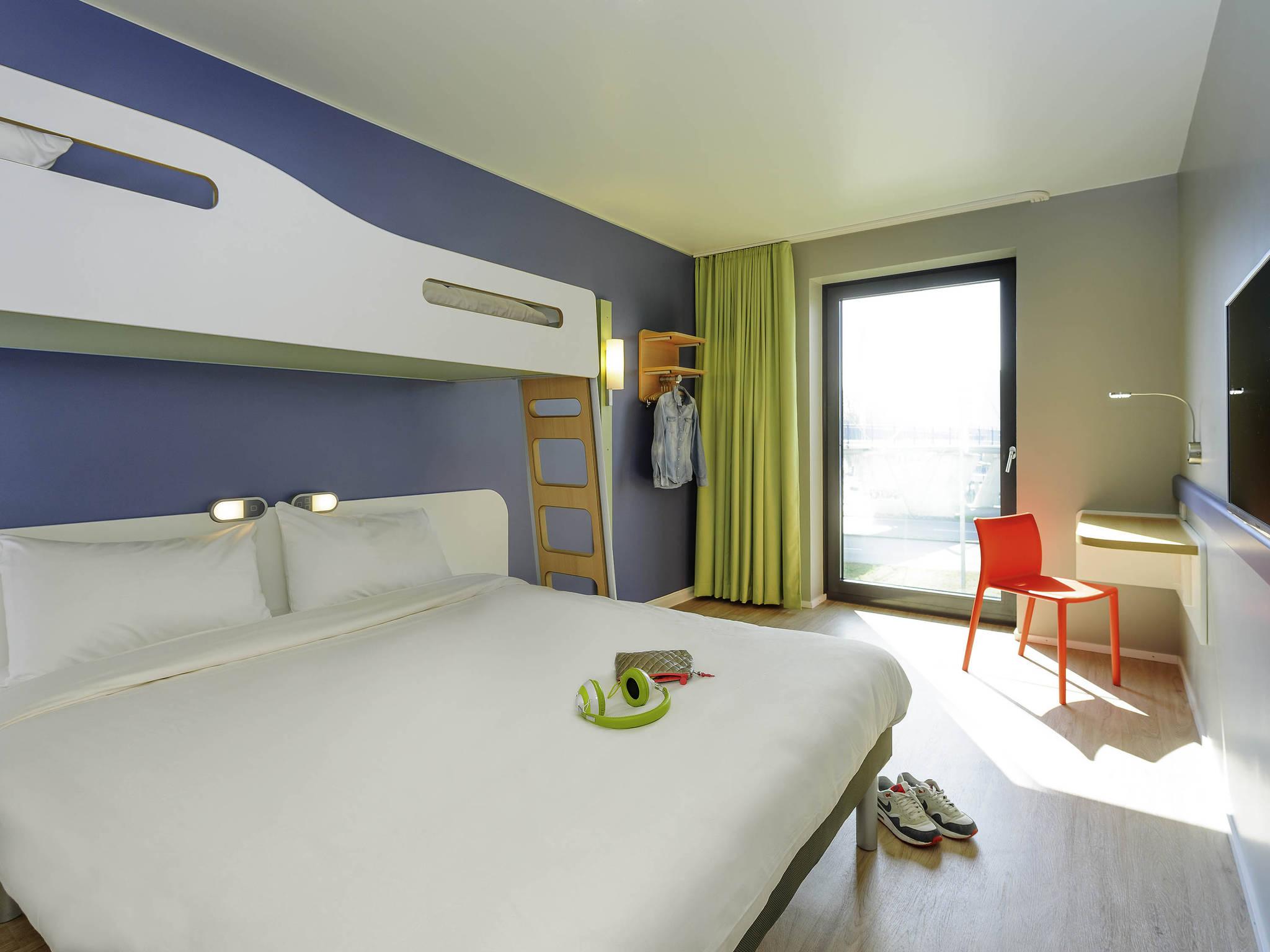 Hotel in KONSTANZ - ibis budget Konstanz