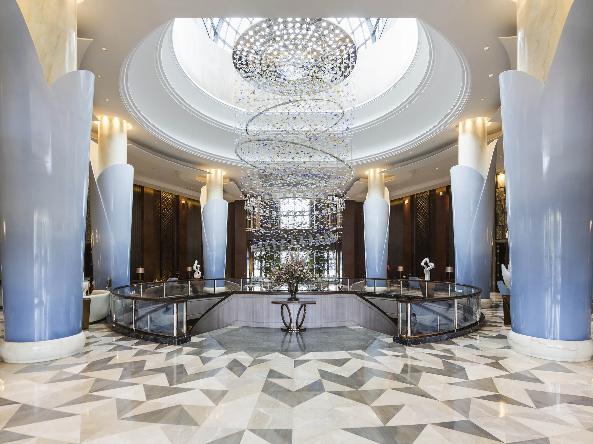 酒店 – 郑州新田美爵酒店