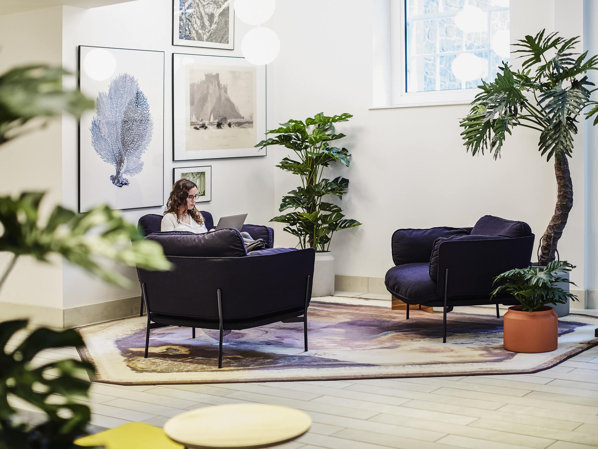 โรงแรม – Aparthotel Adagio Edinburgh Royal Mile