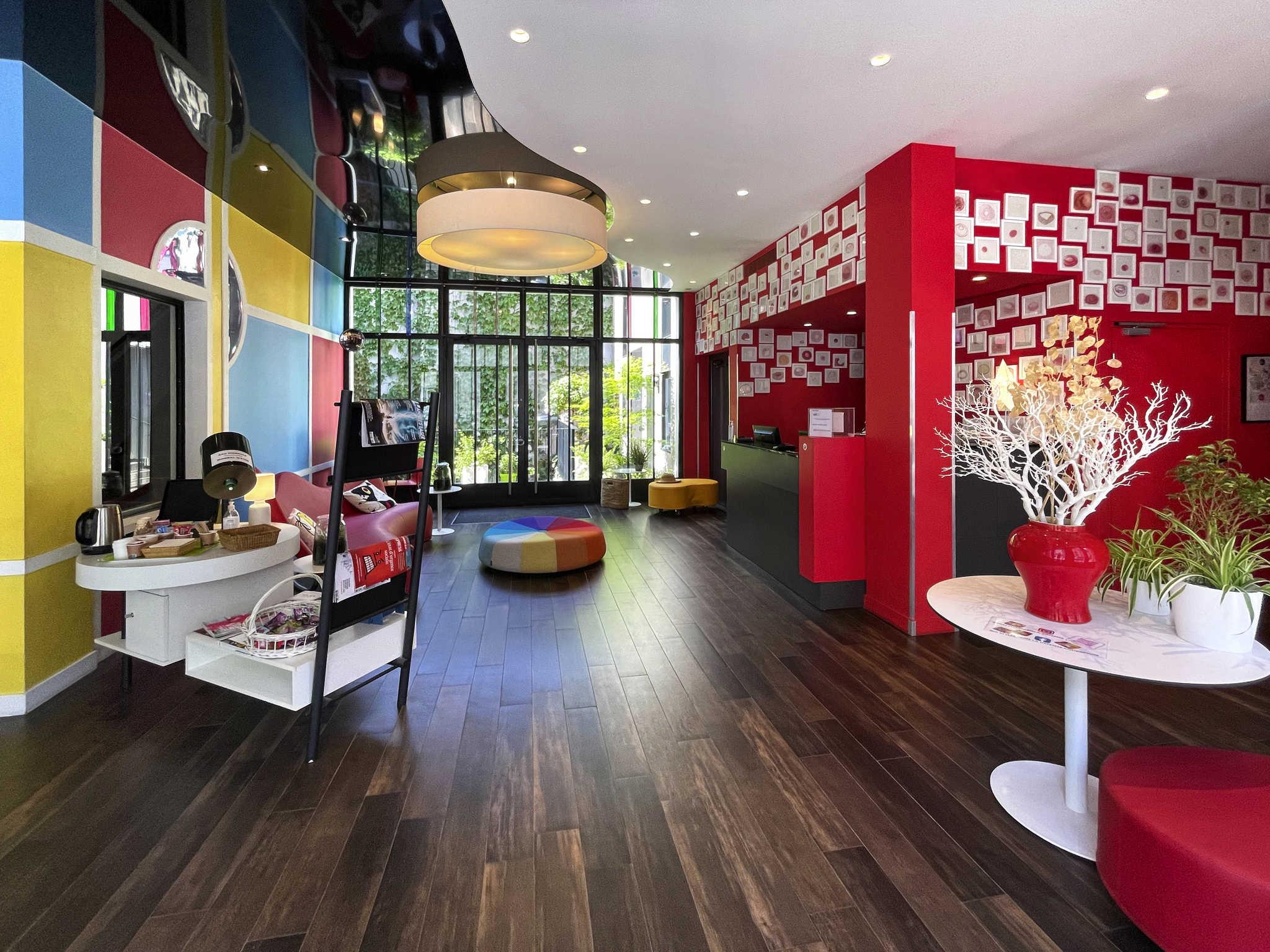 호텔 – ibis Styles Paris La Défense Courbevoie
