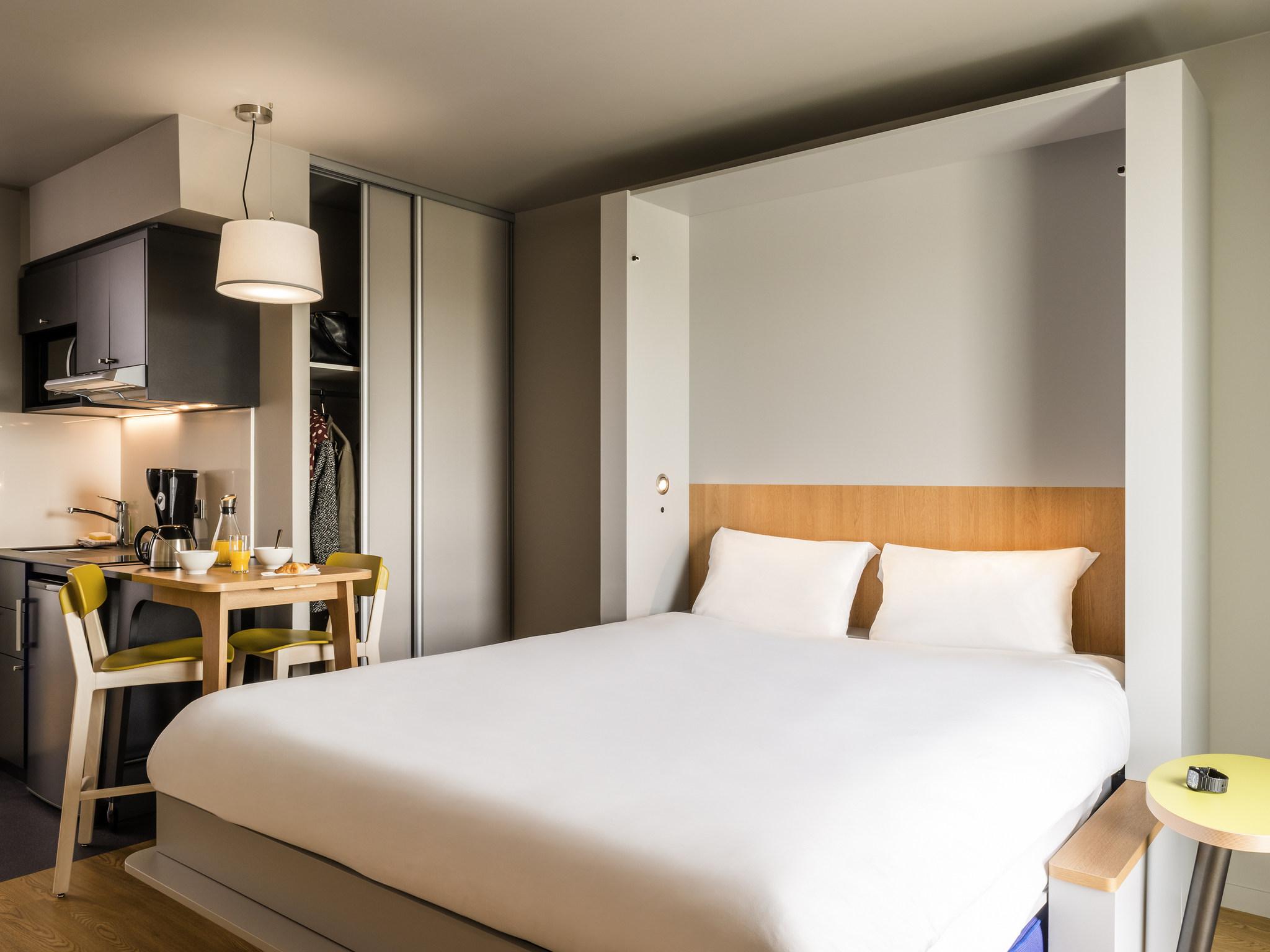 酒店 – 阿德吉奥阿克瑟斯拉德芳斯公寓式酒店