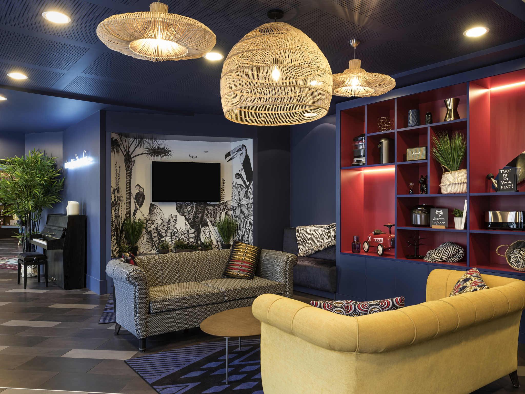 โรงแรม – Aparthotel Adagio La Défense Courbevoie