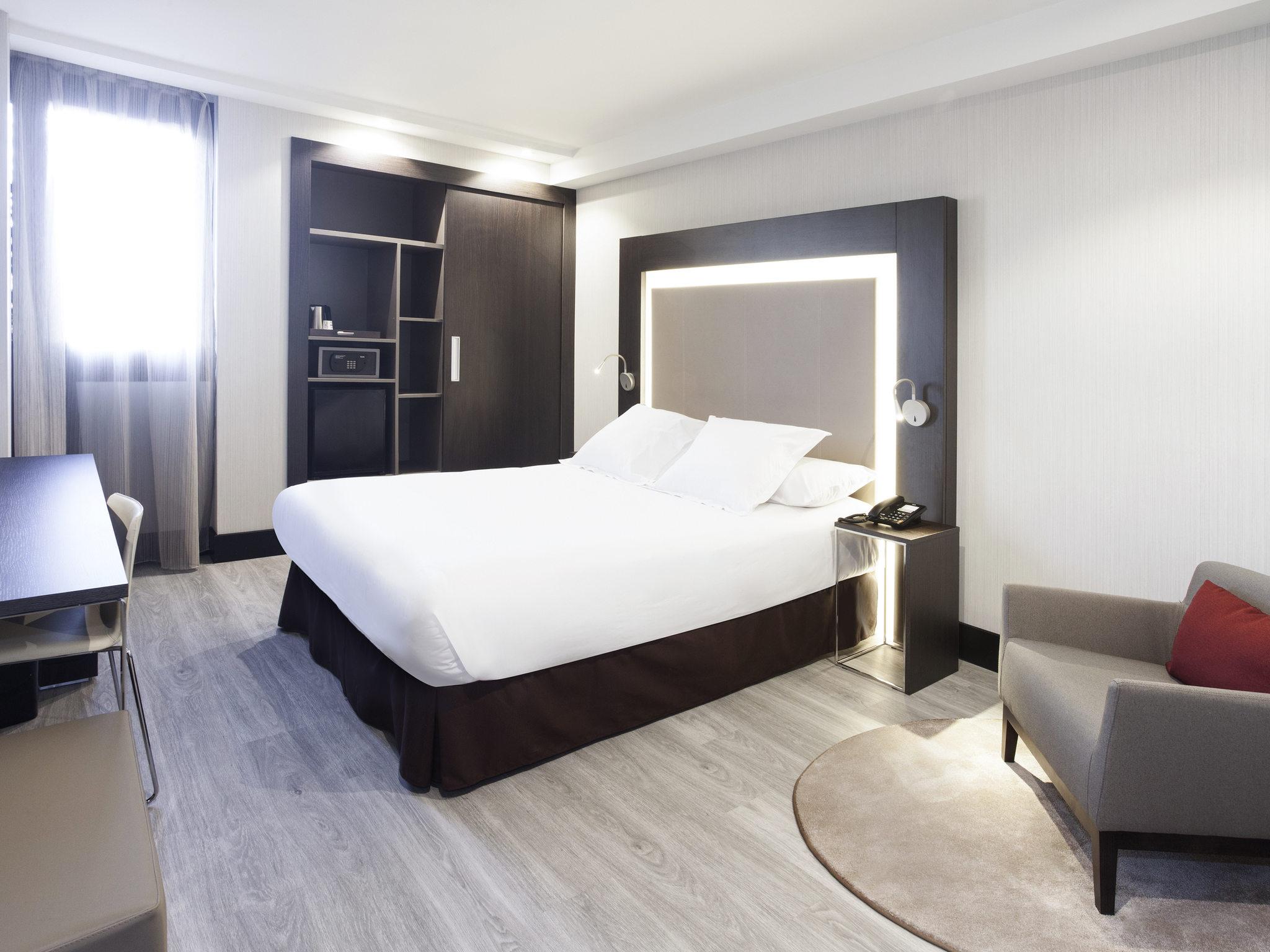 โรงแรม – Novotel Madrid Center