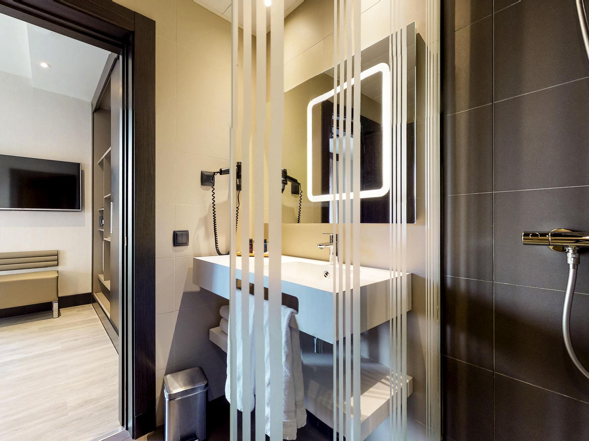 Hotel a MADRID - Novotel Madrid Center