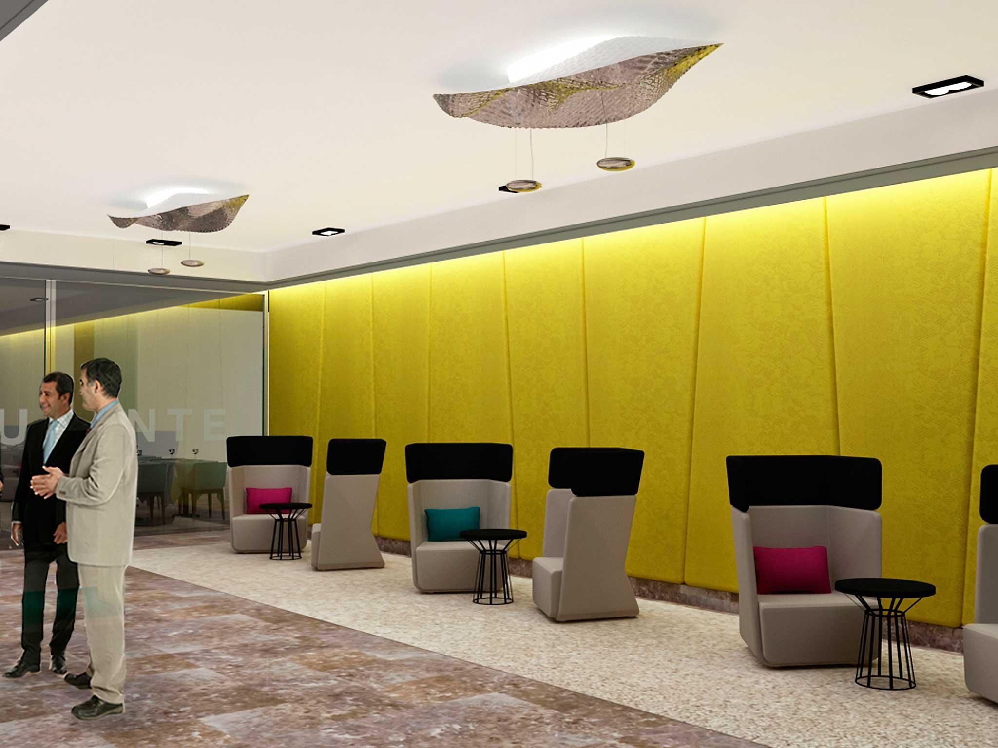 Sala Fumatori Aeroporto Palermo : Hotel a madrid novotel madrid center