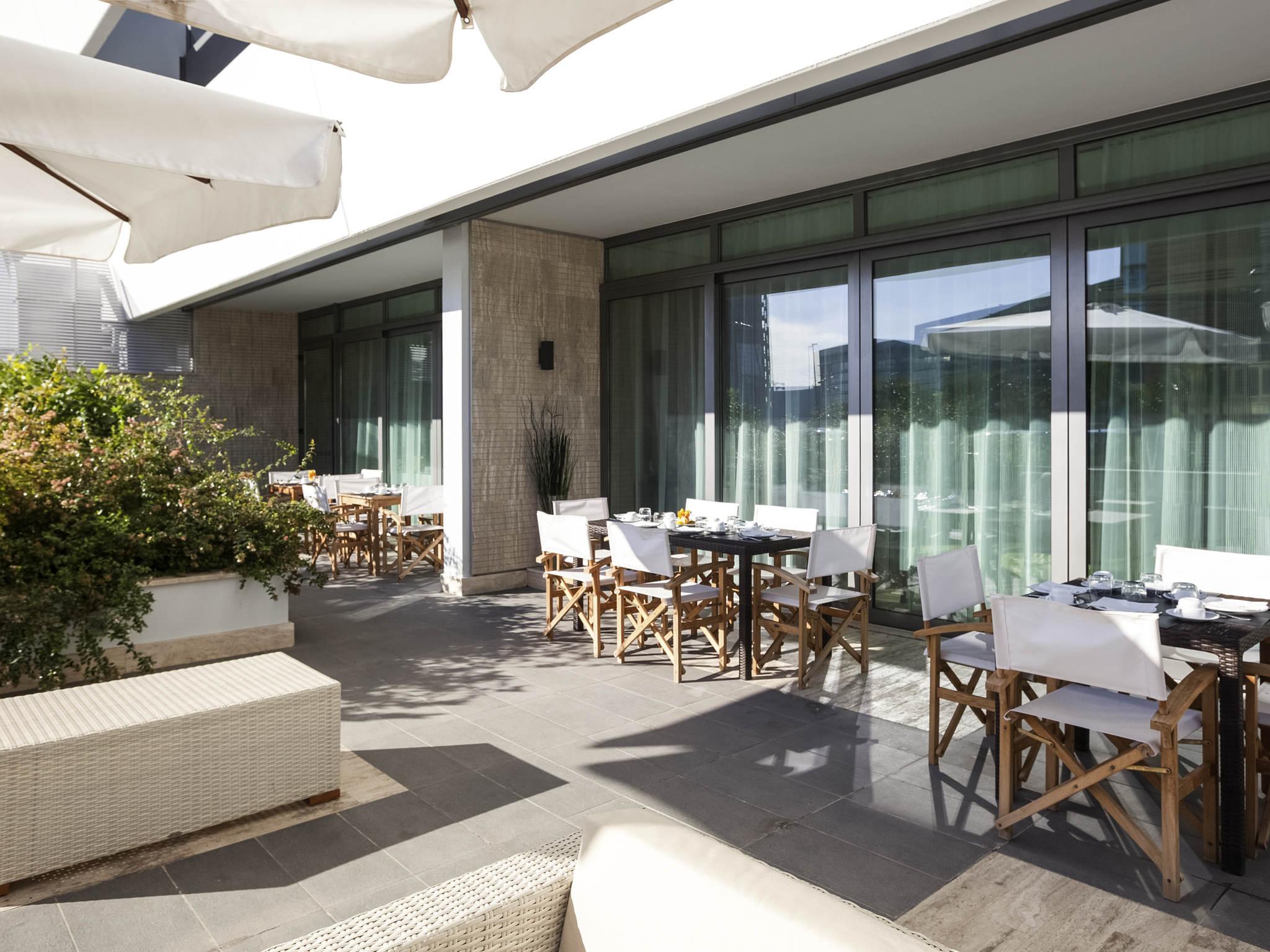 Hotel – Novotel Roma Eur