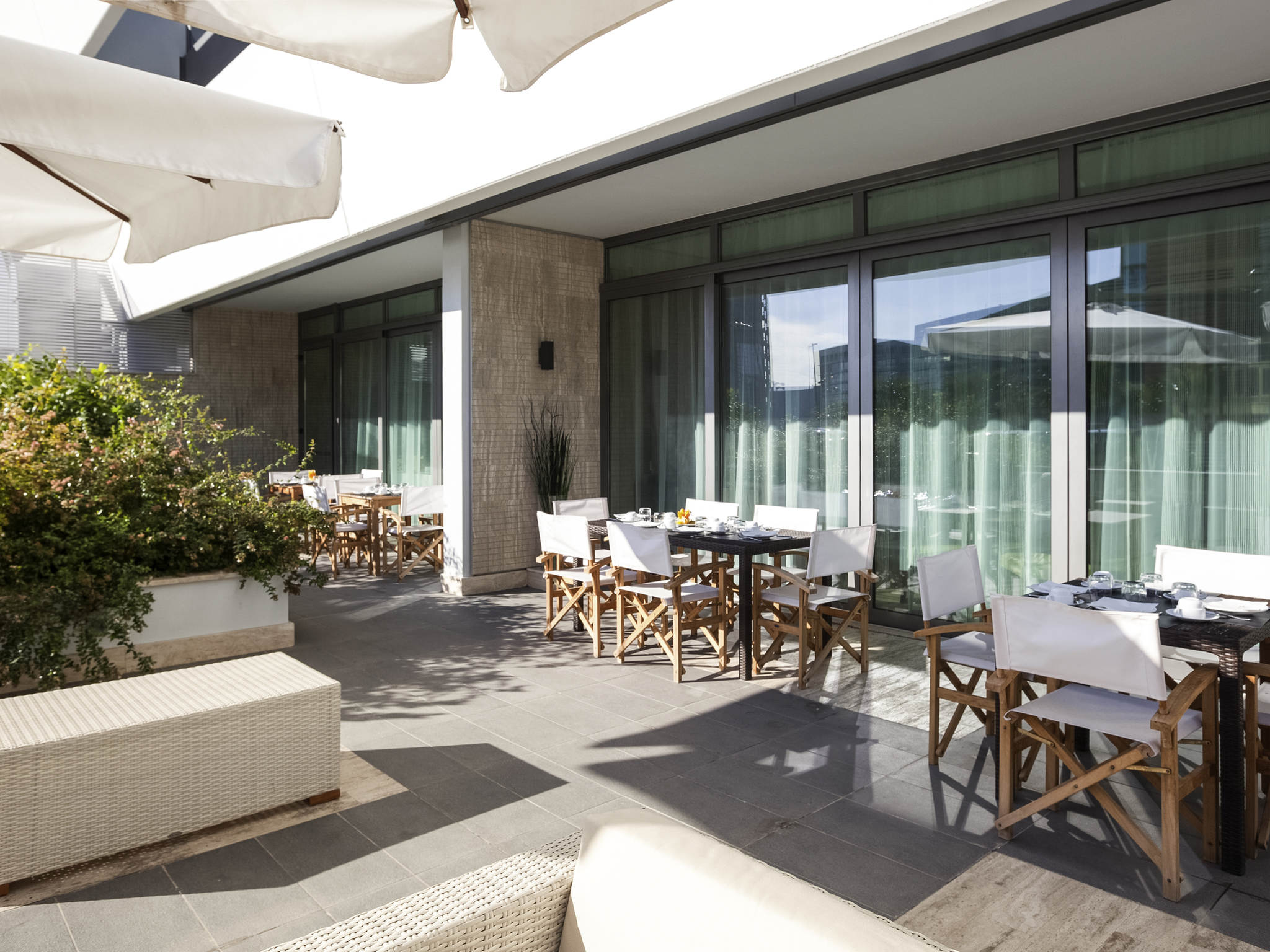 酒店 – 罗马 Eur 诺富特酒店