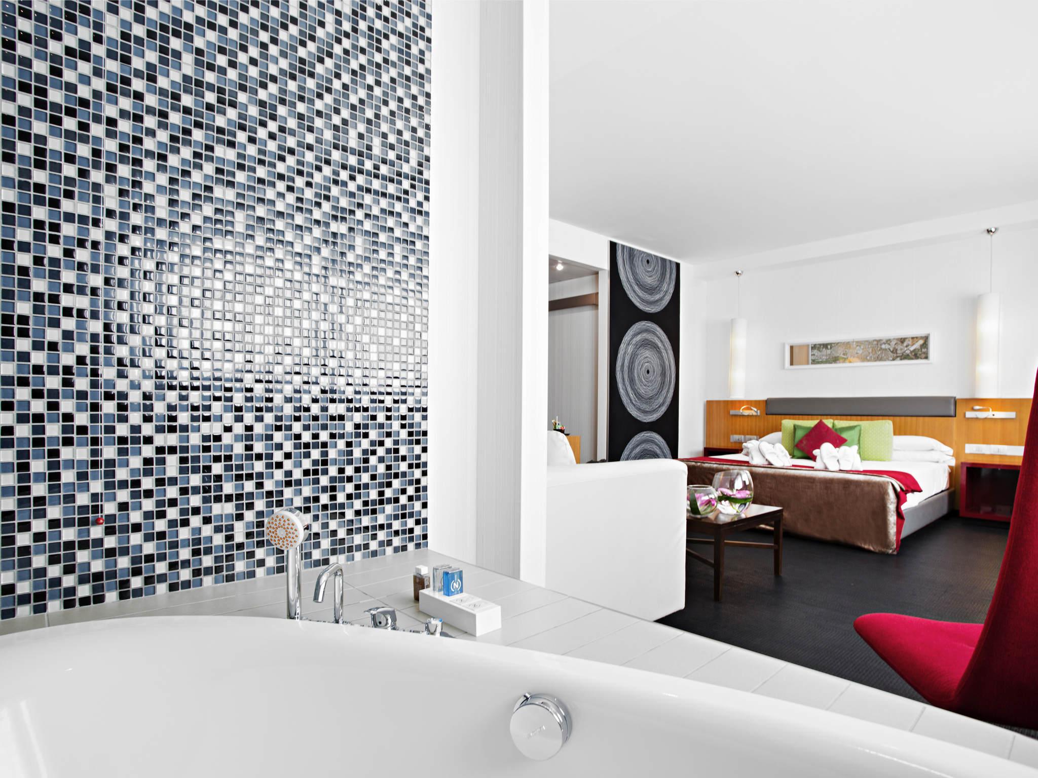 Novotel Rome Eur hotel
