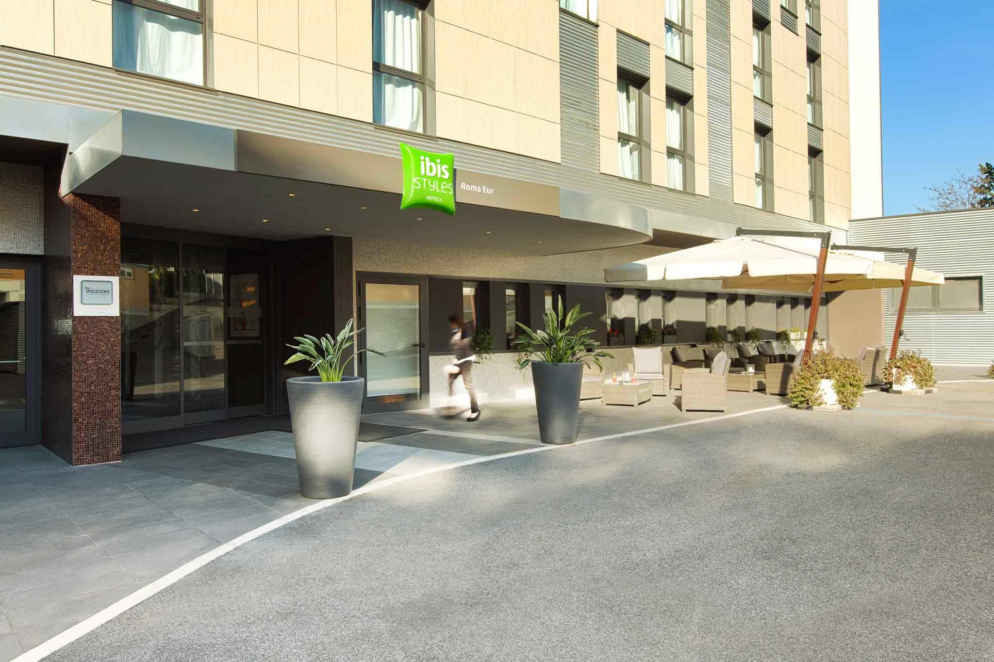 Отель — ibis Styles Рома Еур