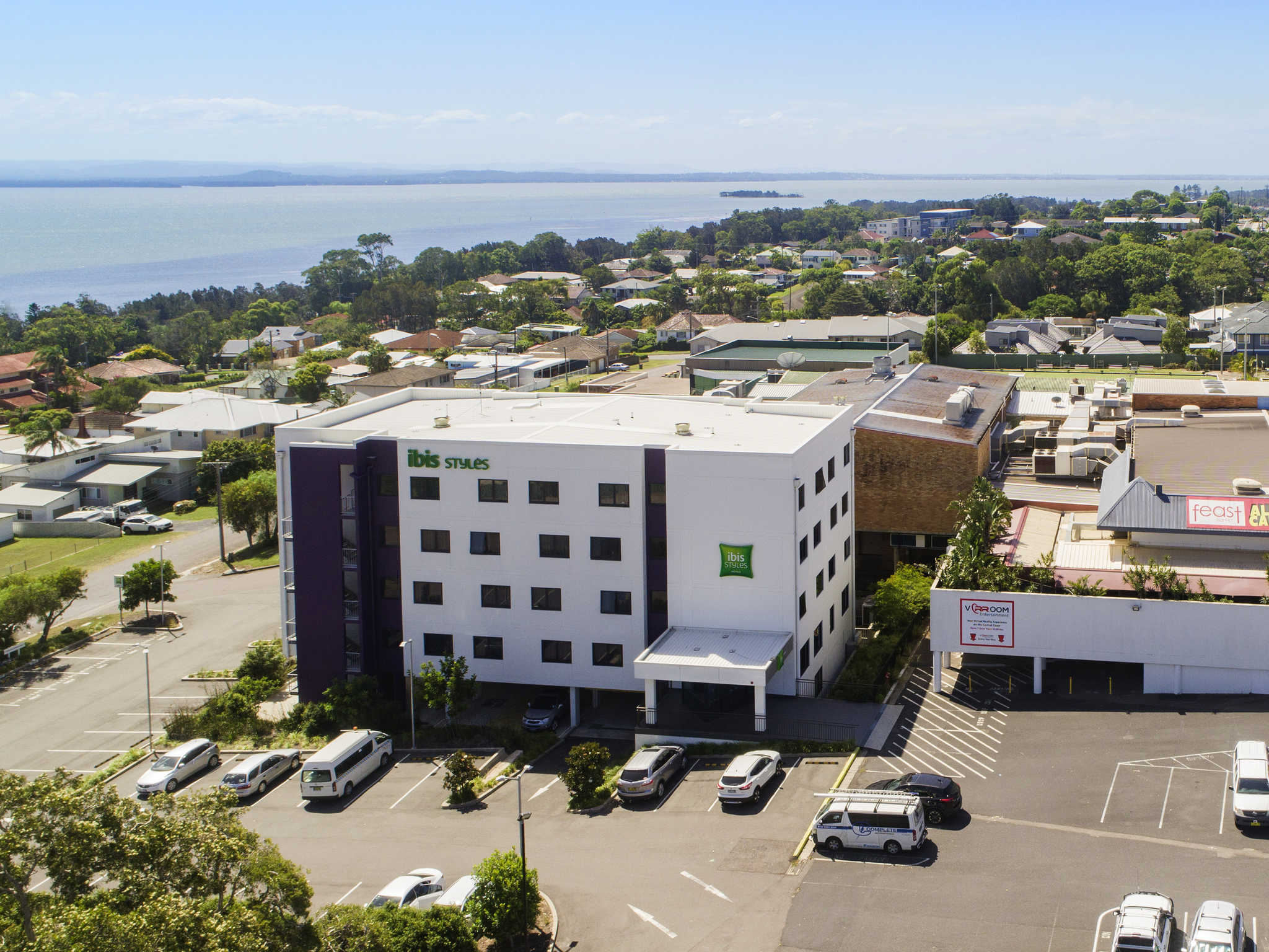 Hotell – ibis Styles The Entrance