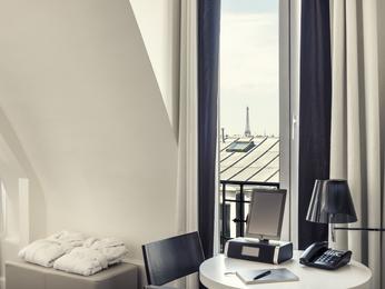 Hotel Mercure Paris St Lazare Monceau