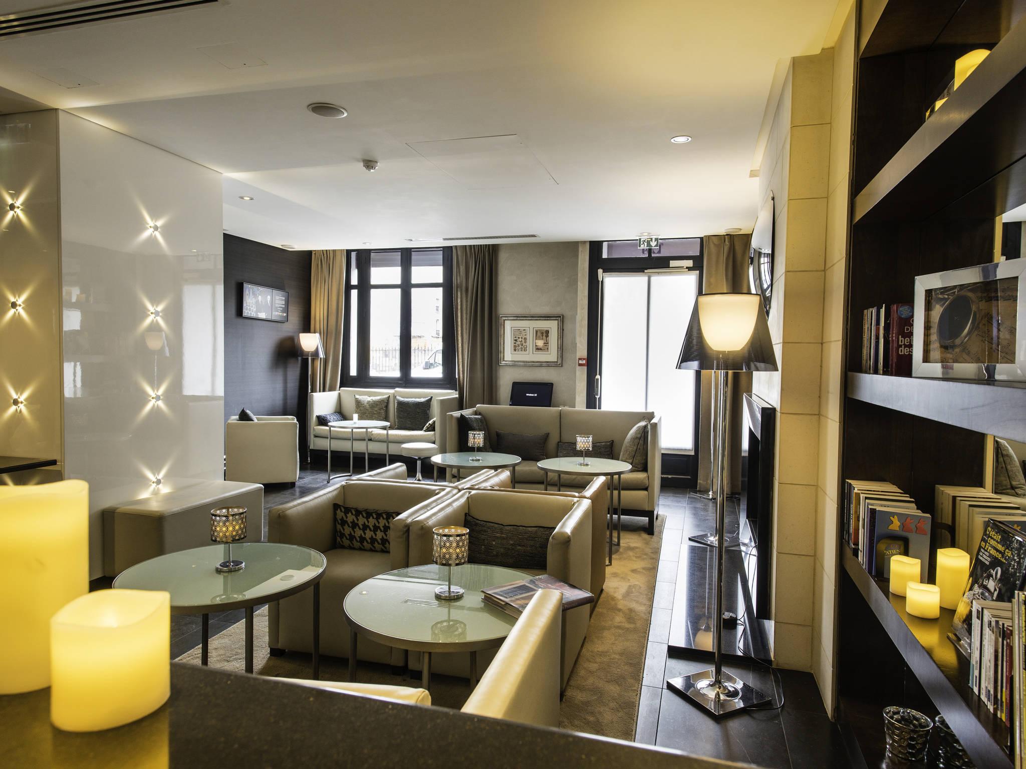 Hotel in PARIS - Mercure Paris St Lazare Monceau hotel on
