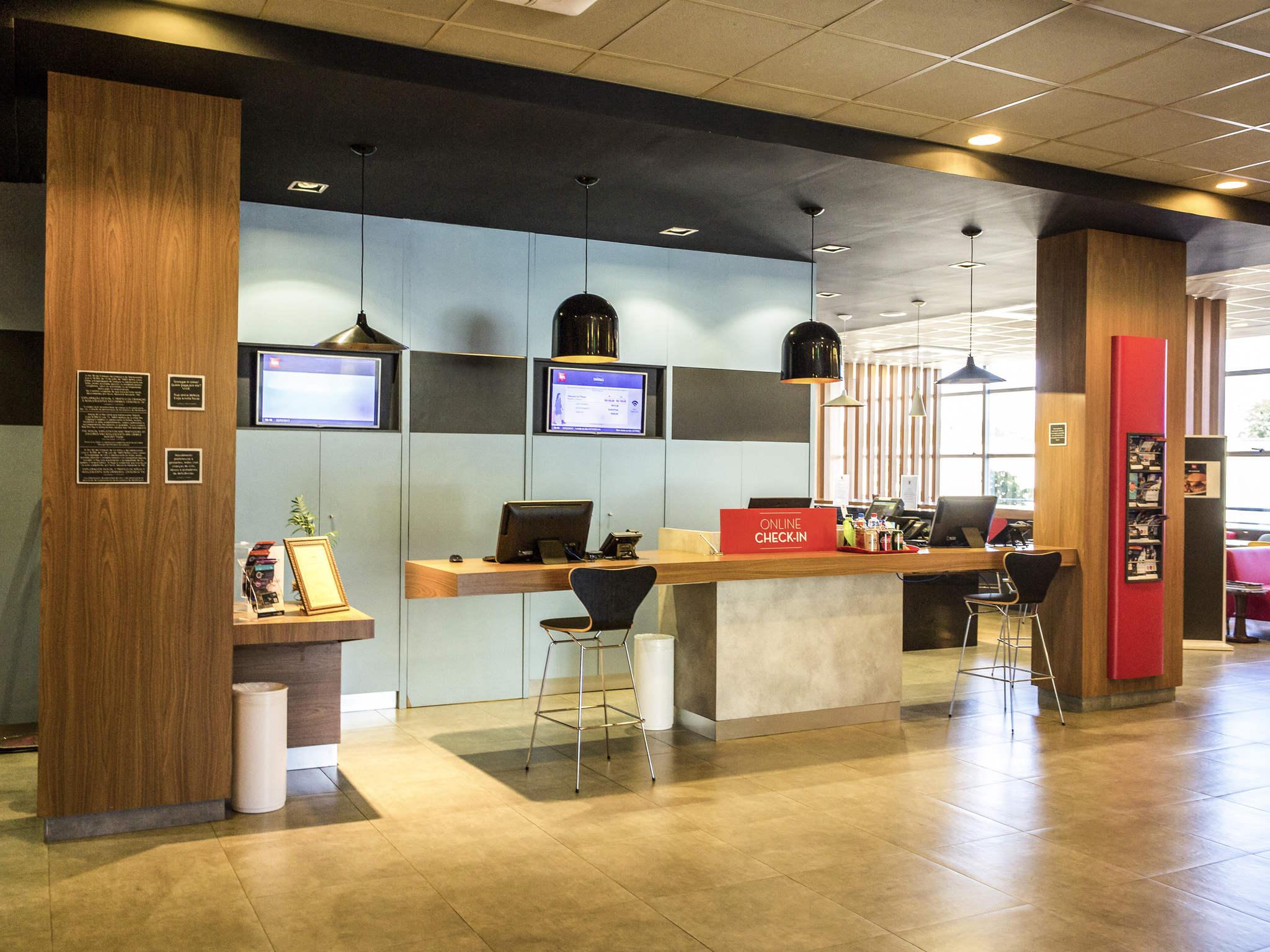 โรงแรม – ibis Catanduva