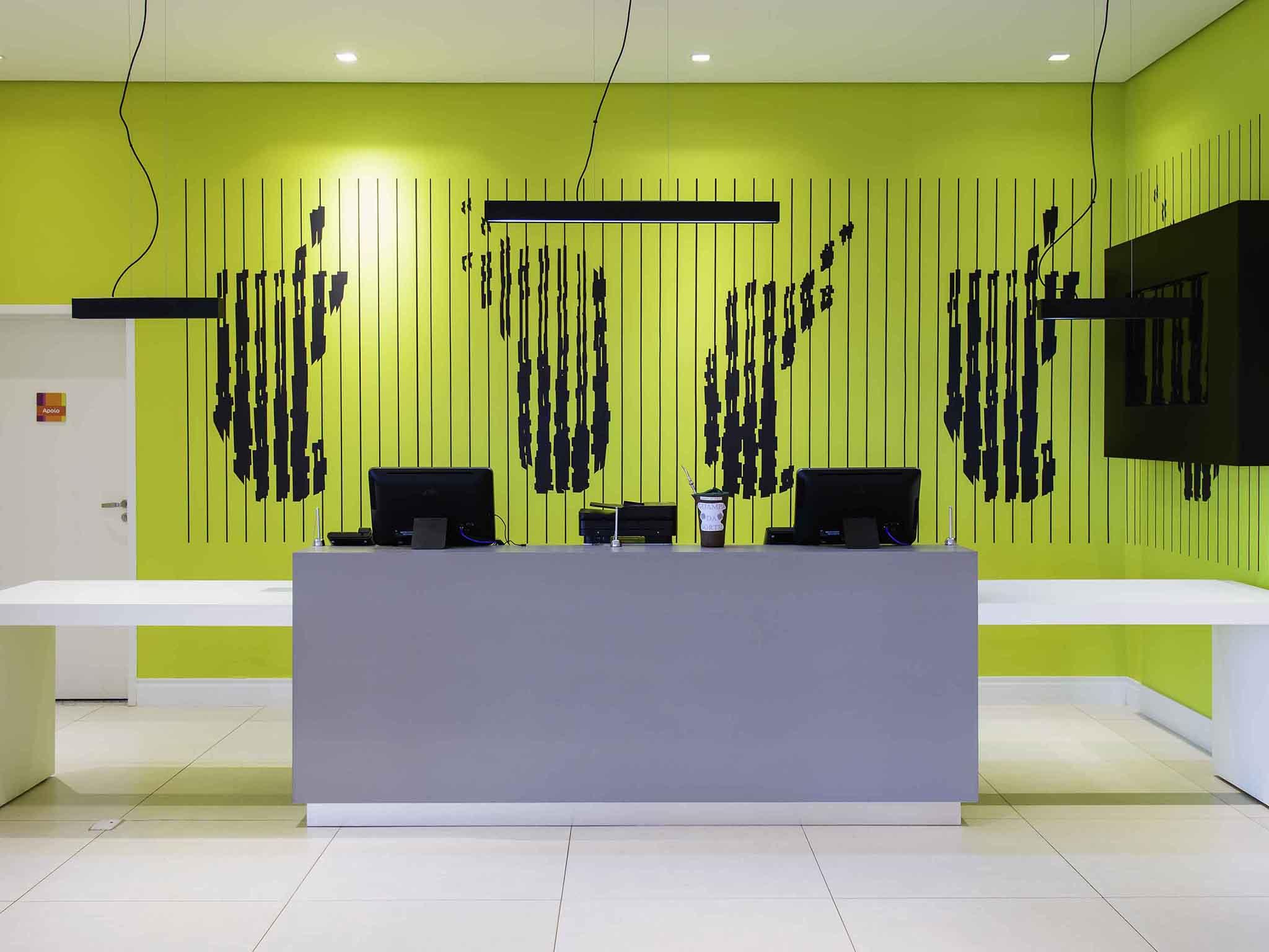 Отель — ibis Styles Ponta Pora