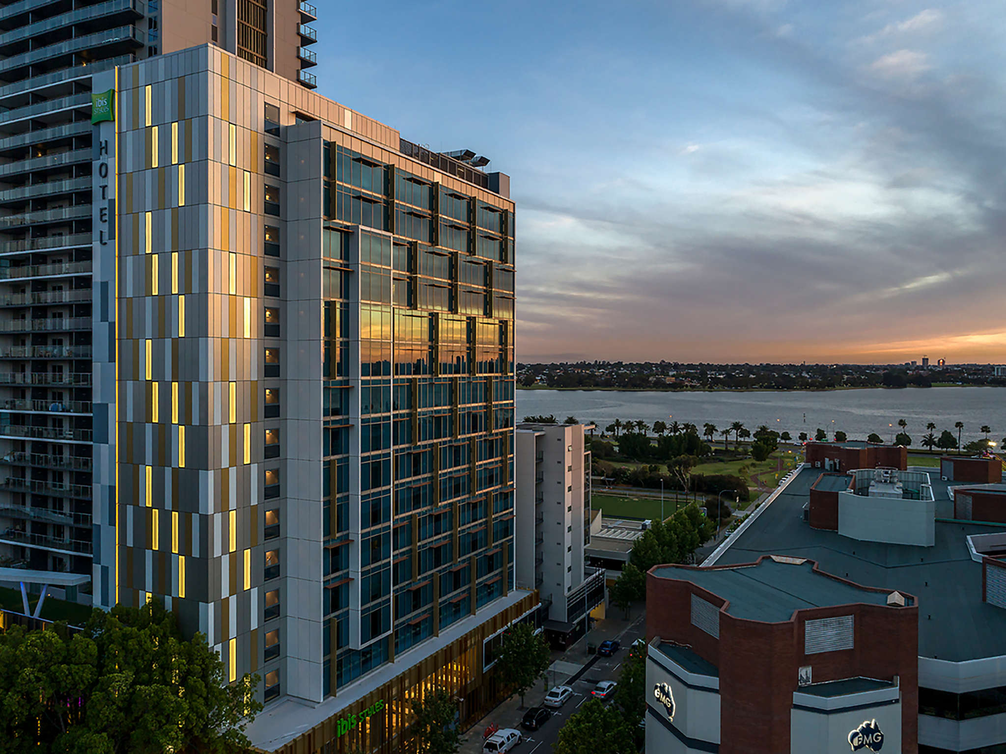 Hotel - ibis Styles East Perth