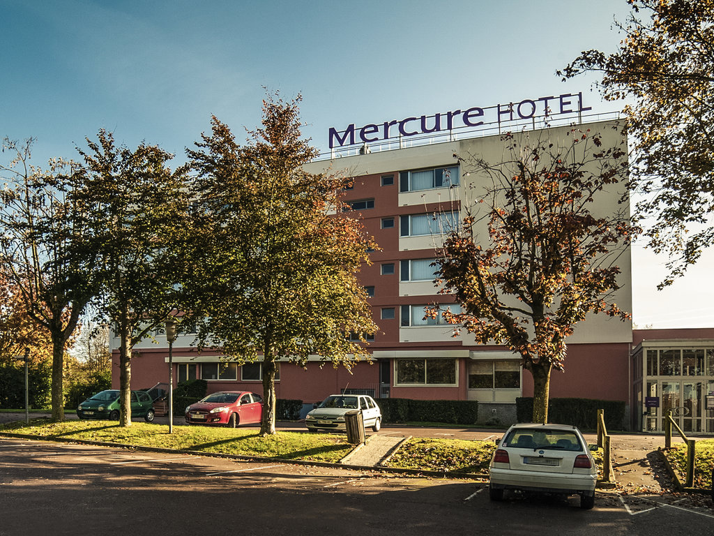 Mercure Macon Bord de Saone Hotel
