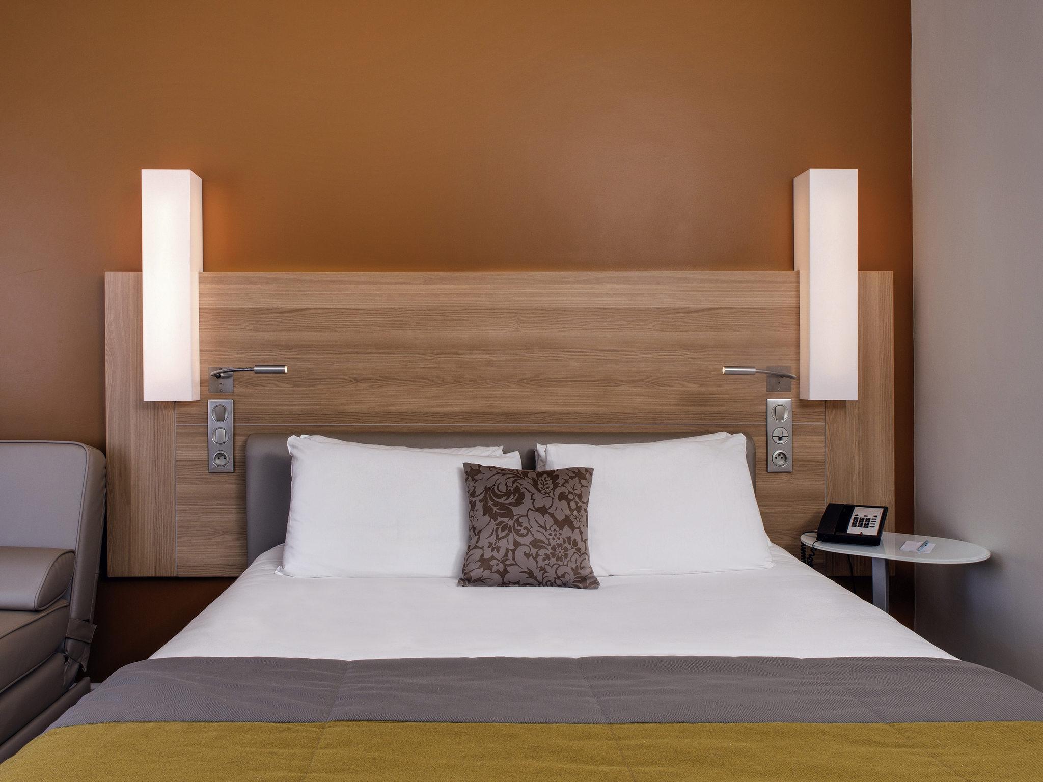 Отель — Mercure Макон Бор-де-Сон
