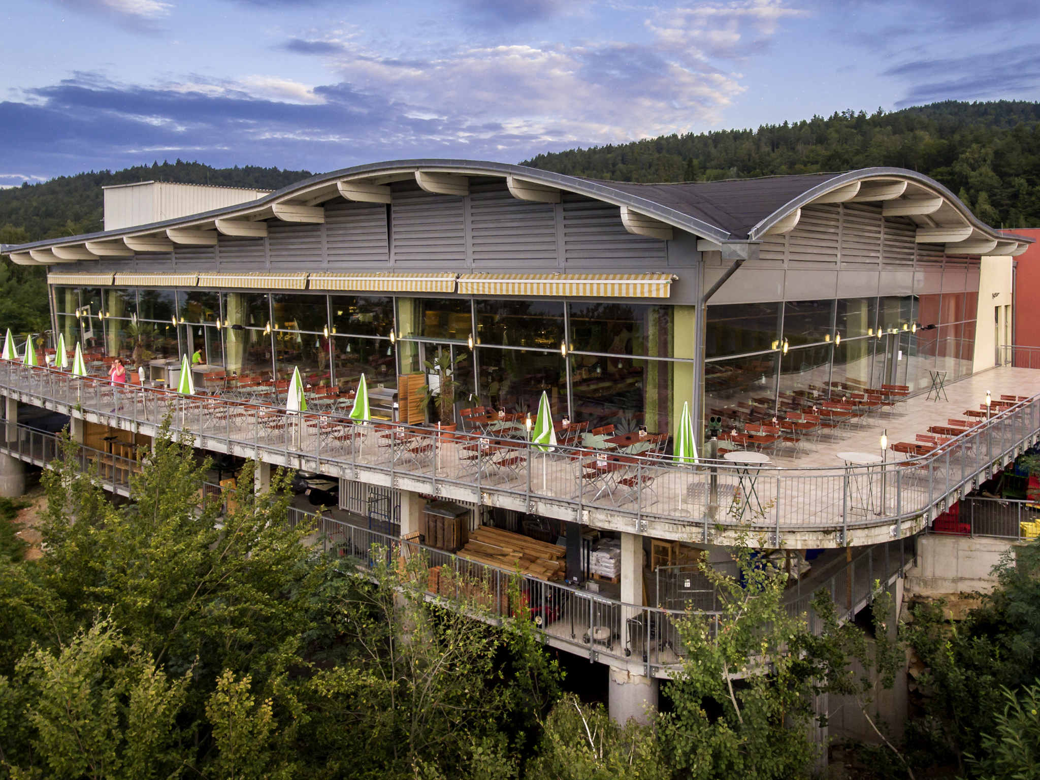 Ibis woerthersee hotel economy hotel woerthersee accor for Hotels ibis france