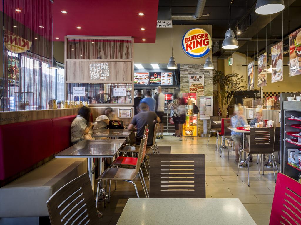 Burger King Techelsberg Am Worthersee Restaurants By