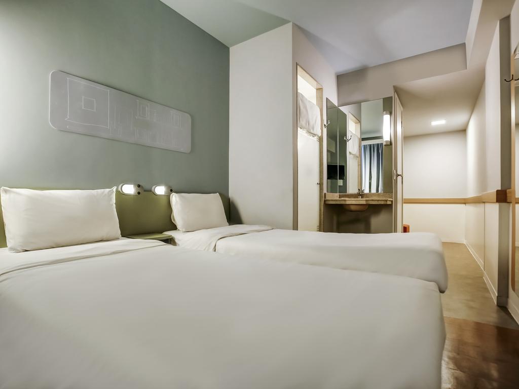 Imagens de #6E3B1D Hotel em RIO DE JANEIRO ibis budget Rj Copacabana 1024x768 px 3666 Banheiros Separados Casal