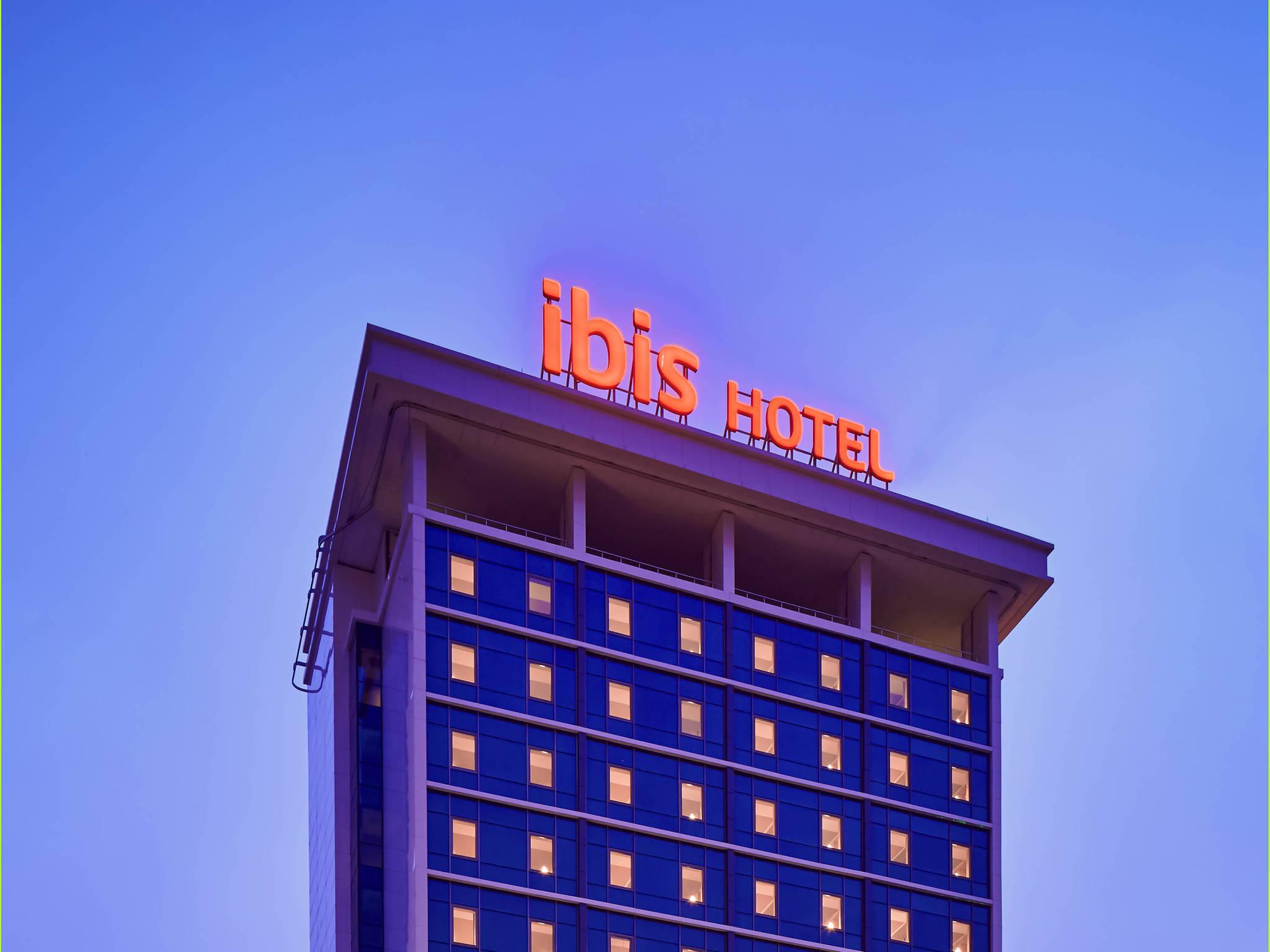 Отель — ibis Konya
