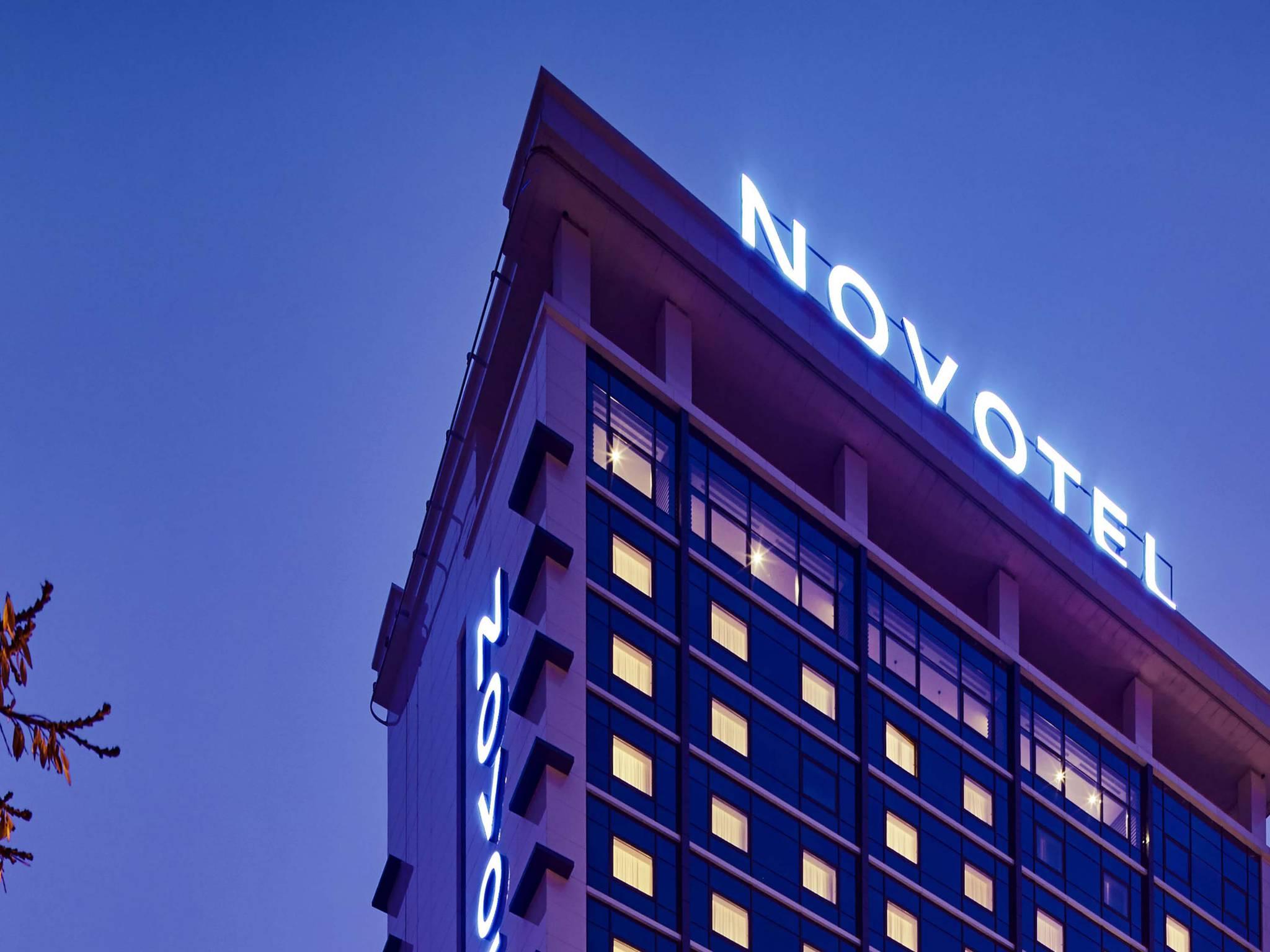 โรงแรม – Novotel Konya