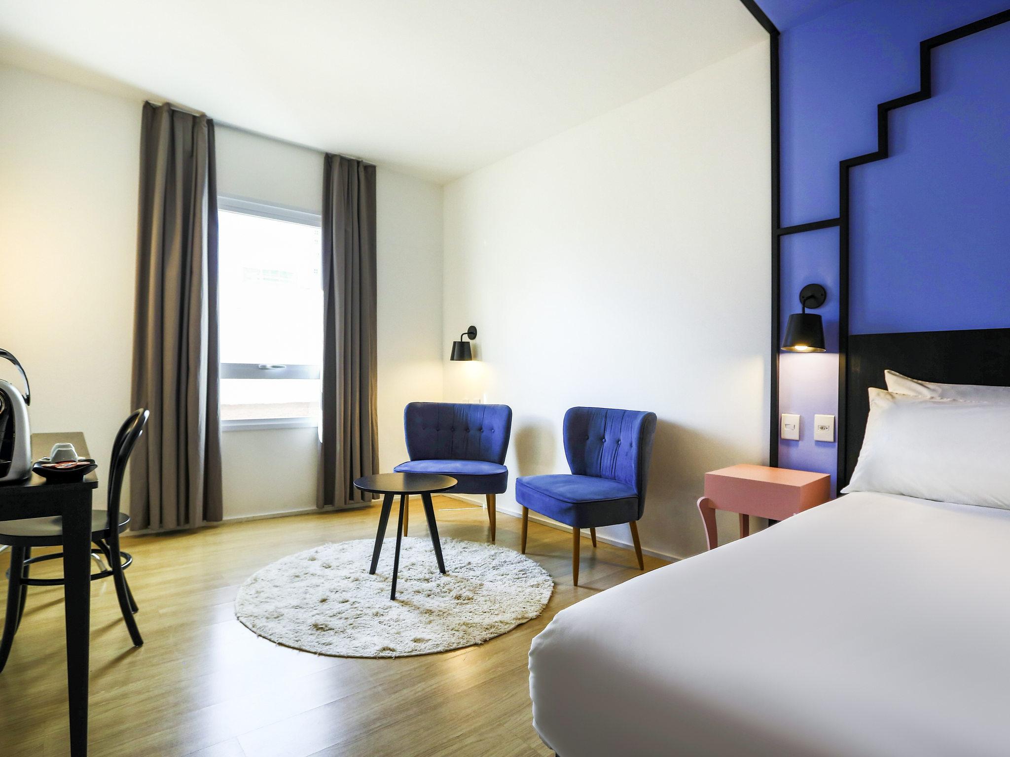 โรงแรม – ibis Styles Goiania Marista