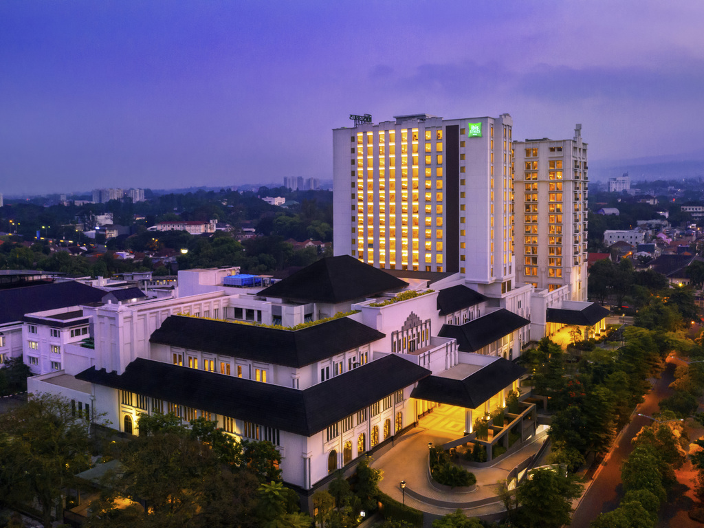ibis Styles Bandung Grand Central (ouverture septembre 2020)