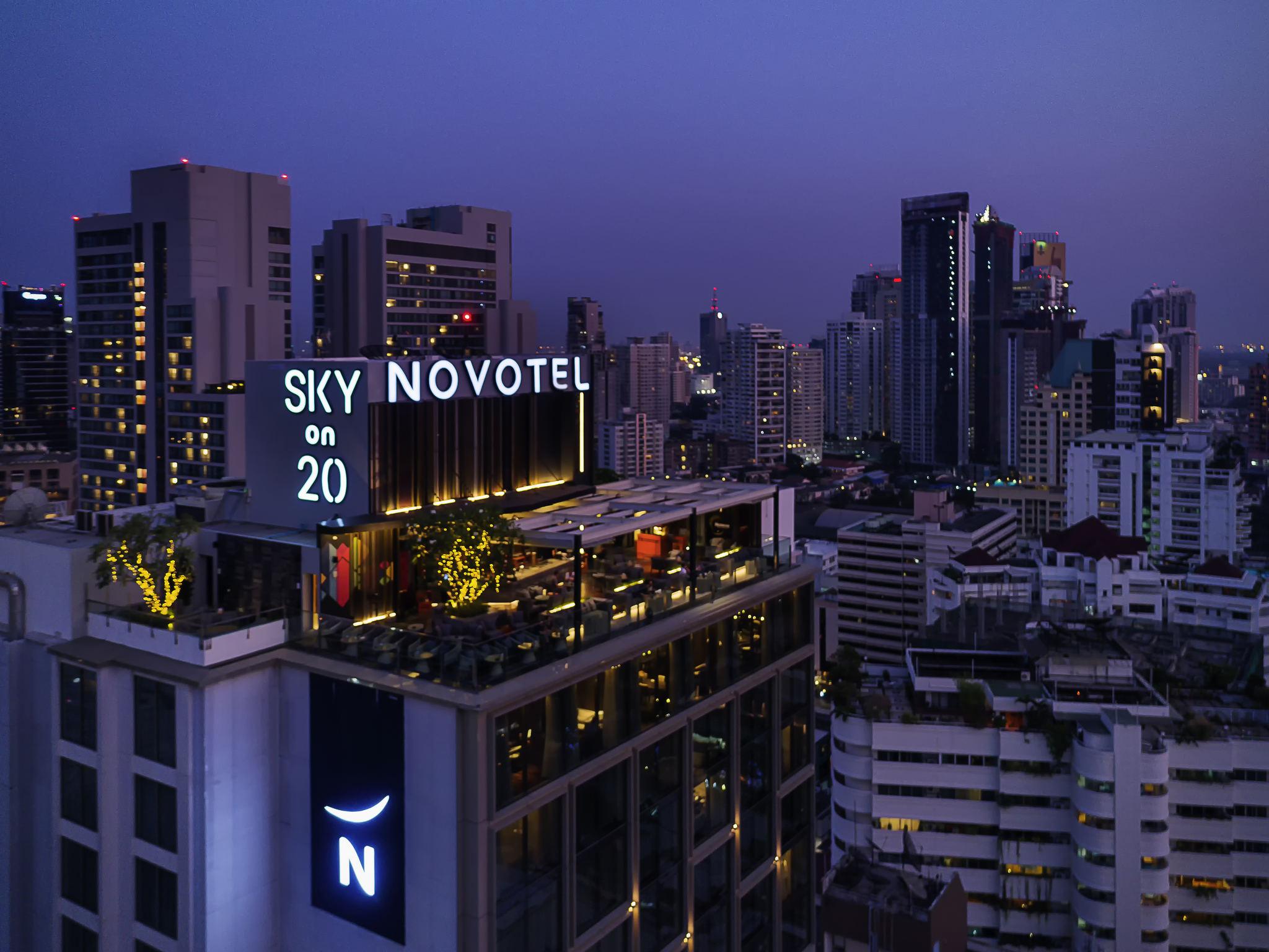 Hotell – Novotel Bangkok Sukhumvit 20