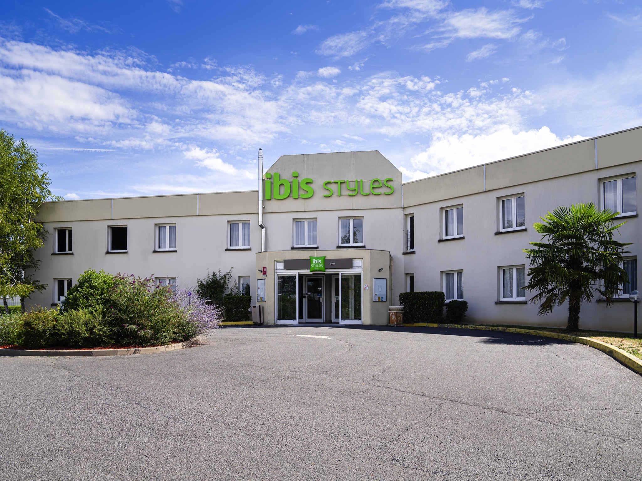 โรงแรม – ibis Styles Gien