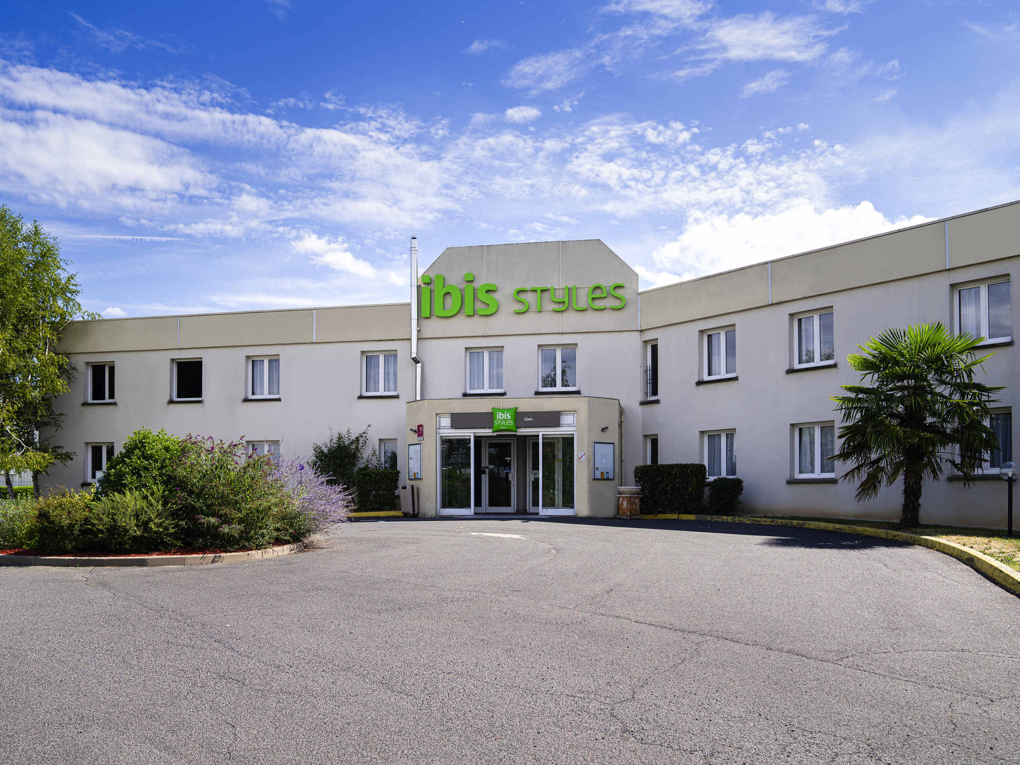 Hotell – ibis Styles Gien