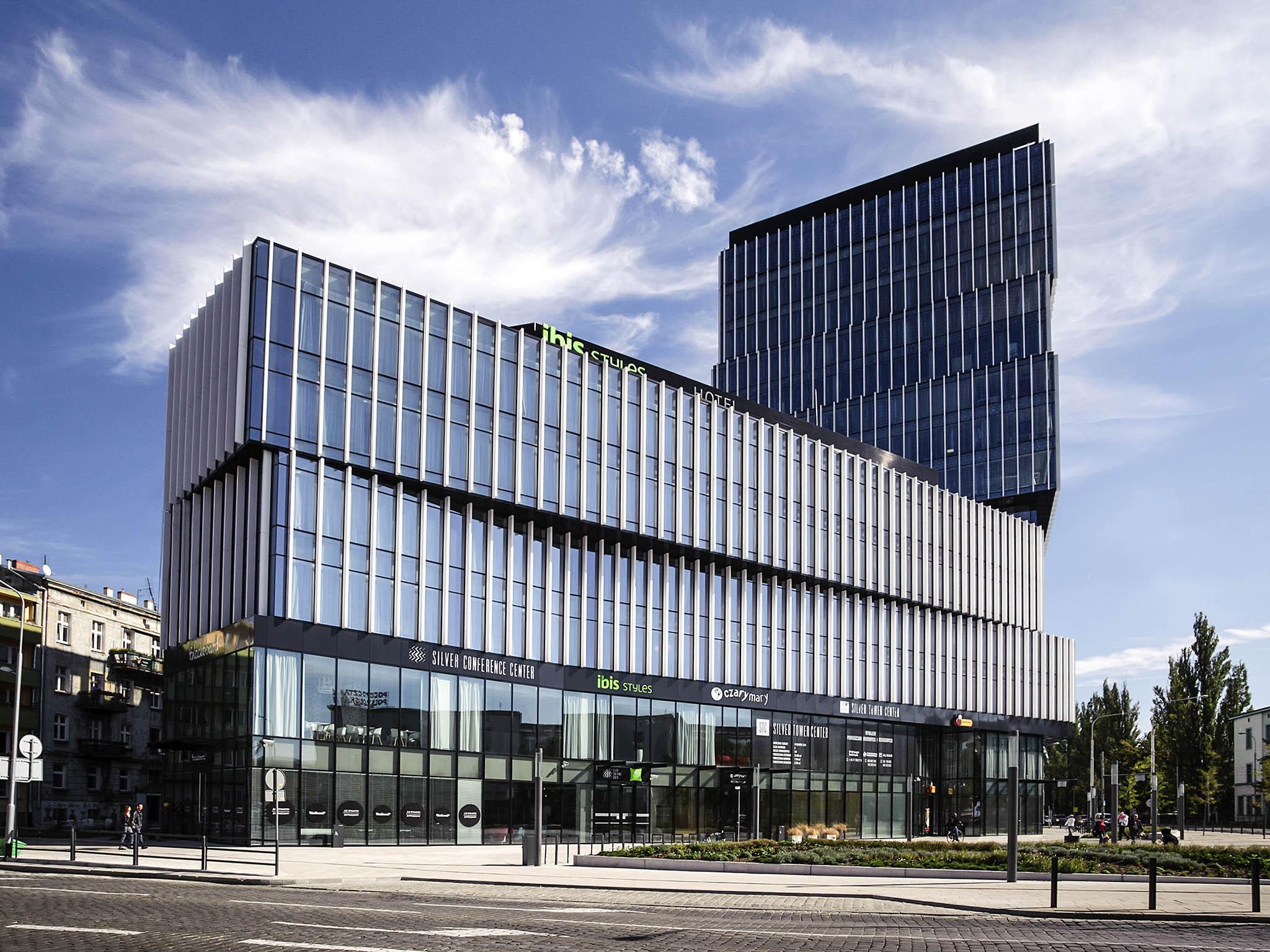 Otel – ibis Styles Wroclaw Centrum