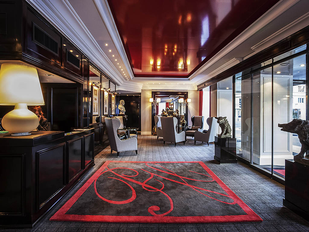 Luxury hotel grenoble park h tel grenoble mgallery by for Hotel design grenoble