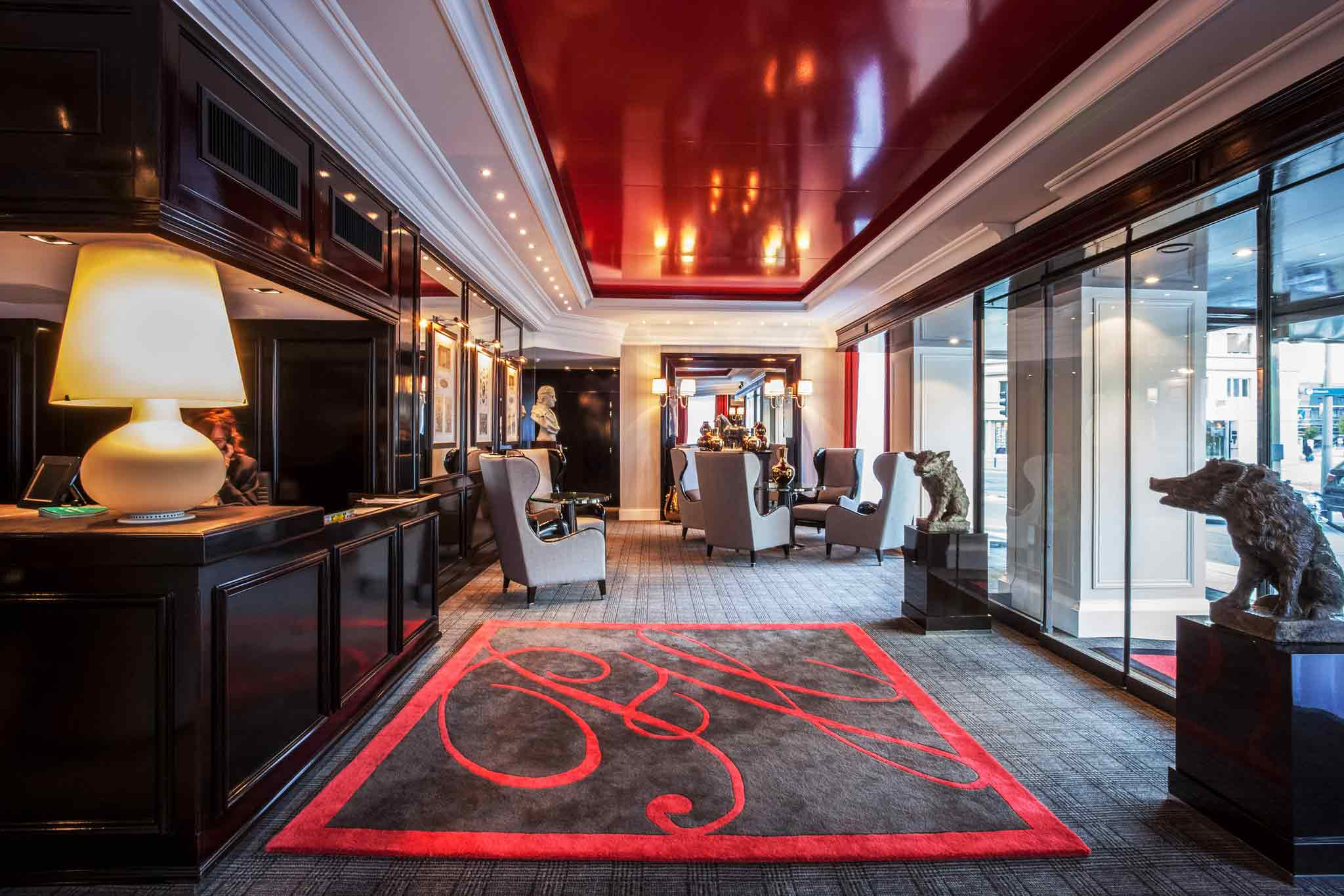 酒店 – 美憬阁索菲特格勒诺布尔公园酒店