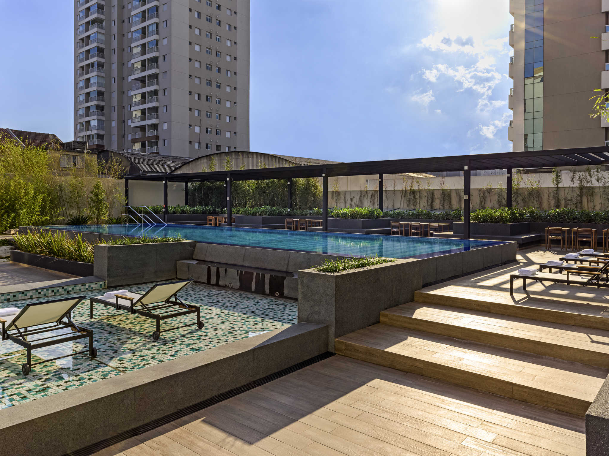 Otel – Aparthotel Adagio São Paulo Barra Funda