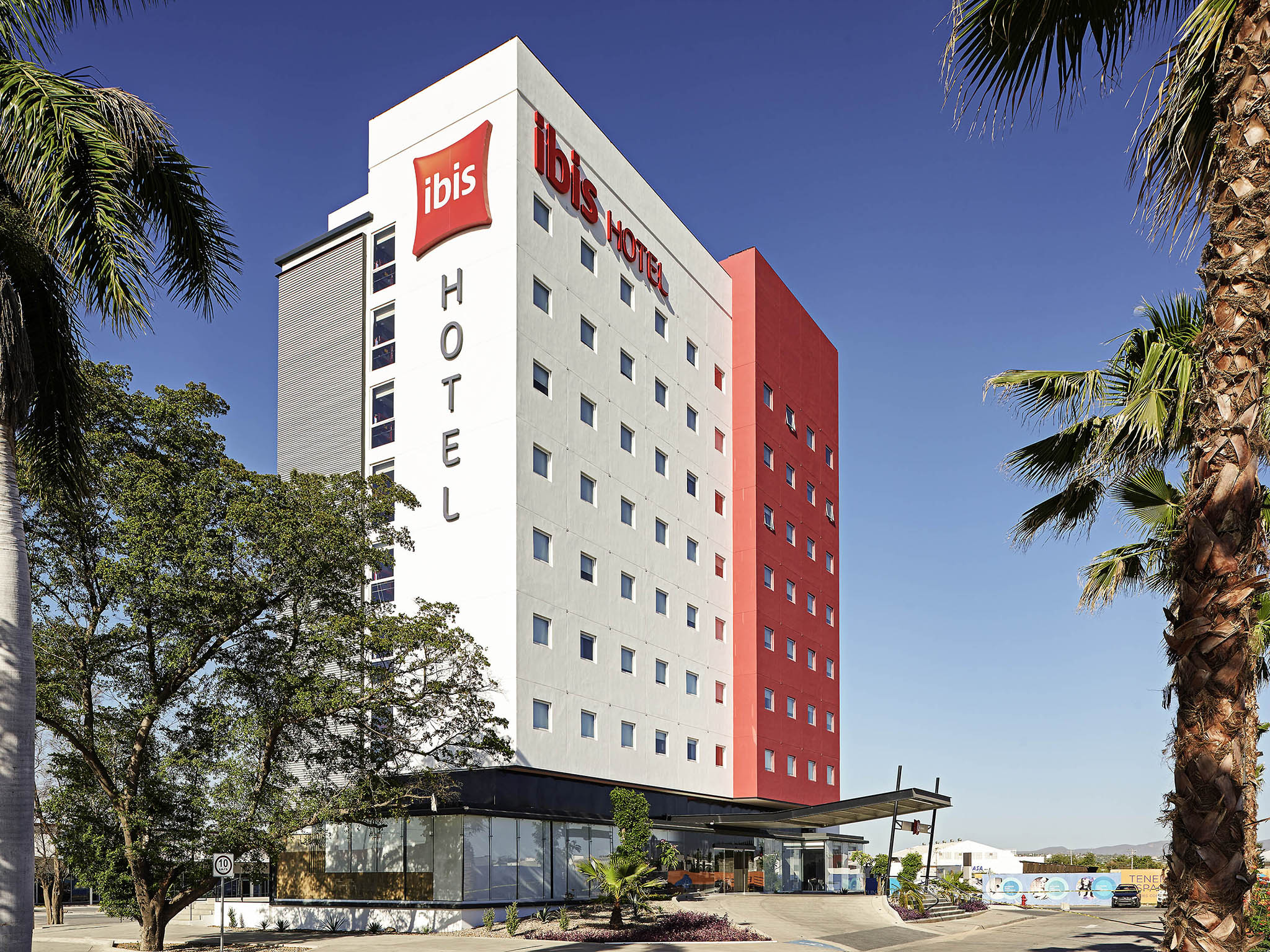 โรงแรม – ibis Culiacan