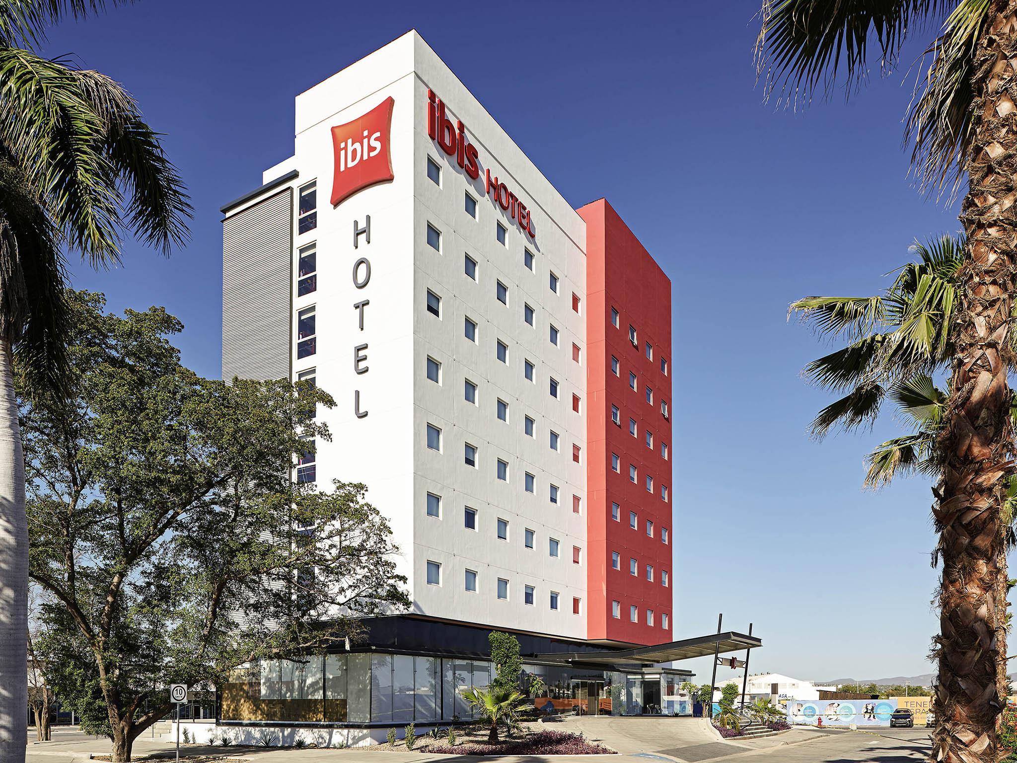 ホテル – ibis Culiacan