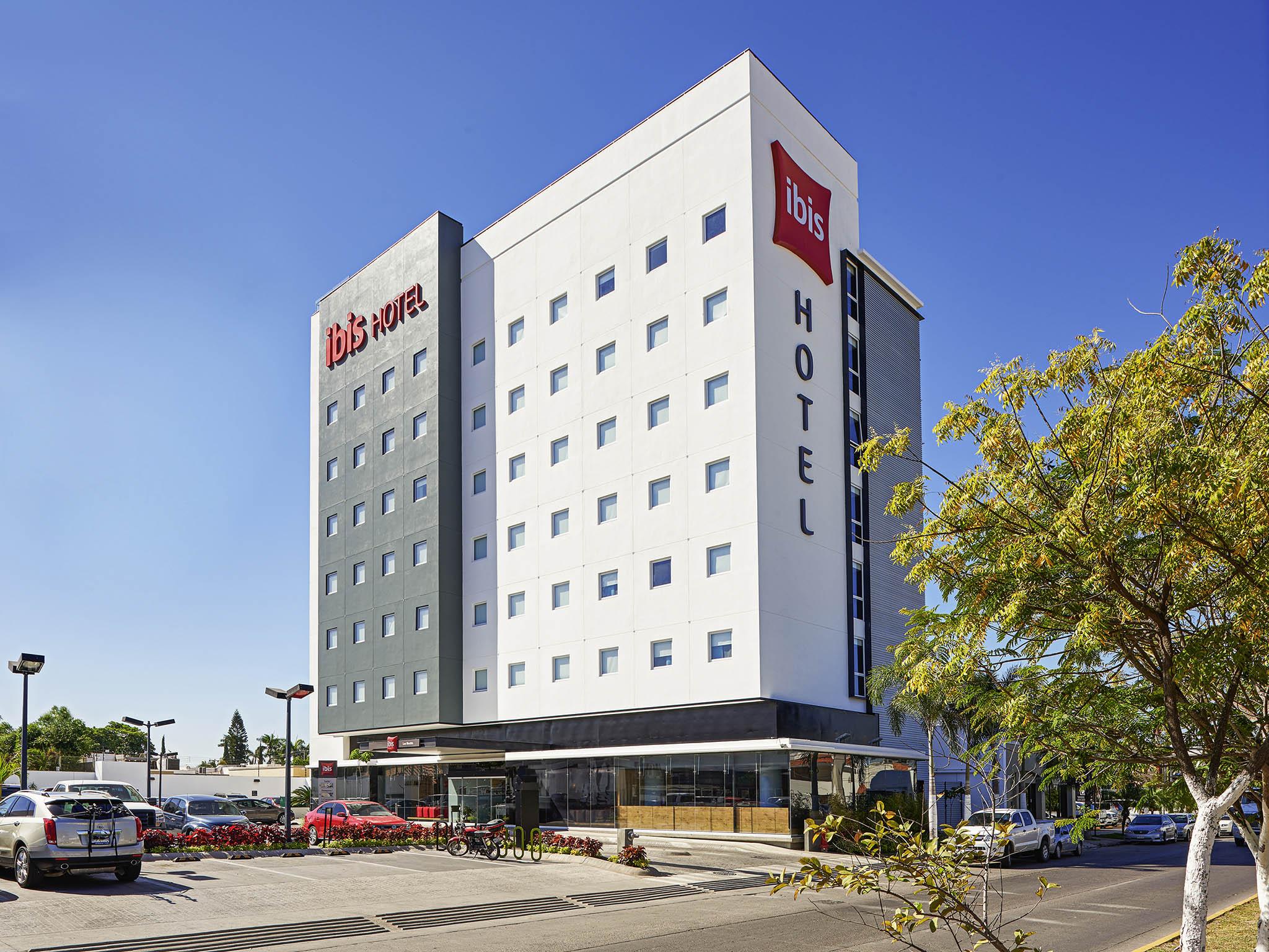 ホテル – ibis Los Mochis