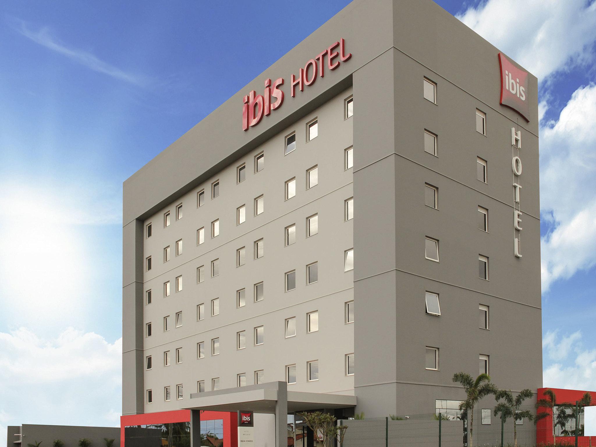 โรงแรม – ibis Jatai