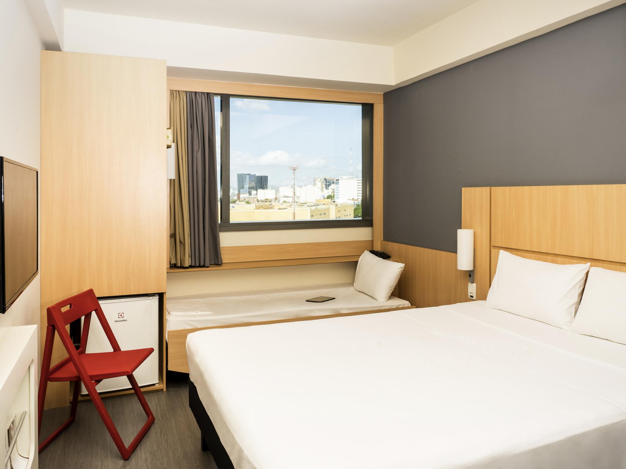Hotell – ibis Rio Porto Atlantico