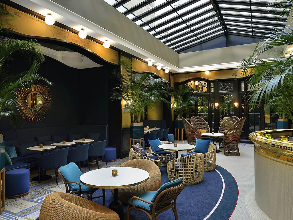 LE 38 BAR LOUNGE PARIS - Restaurants by AccorHotels