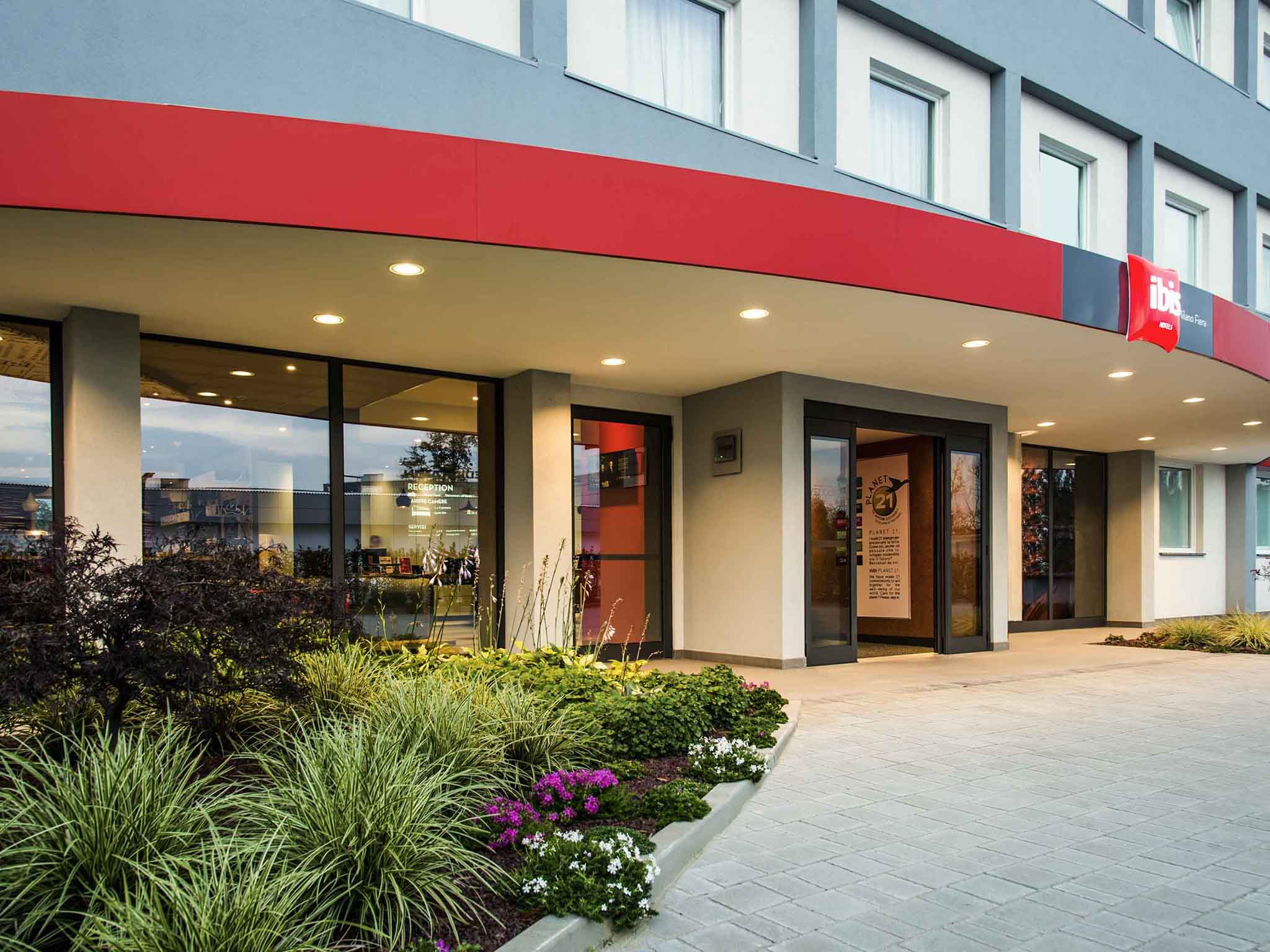 ibis milan fiera hotel